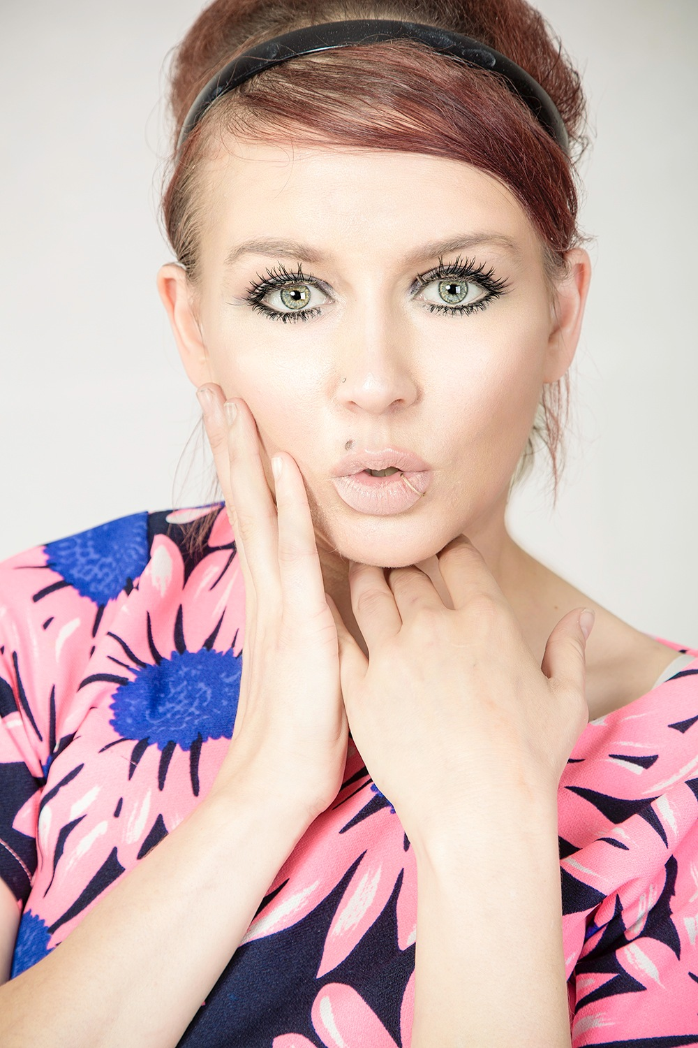 twiggy inspired by Kevin Robertson
