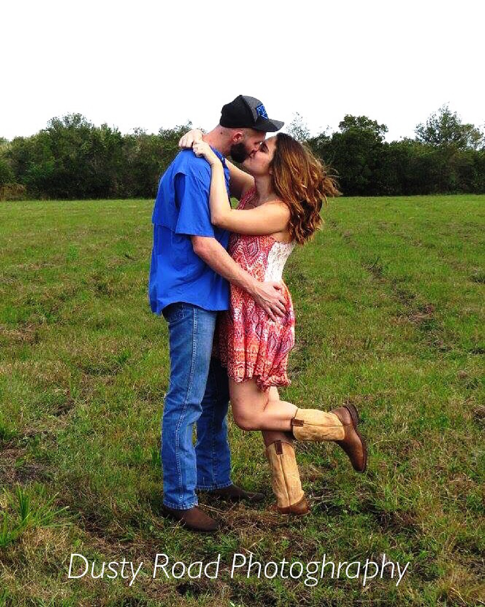 Engagement  by Dusty Road Photography