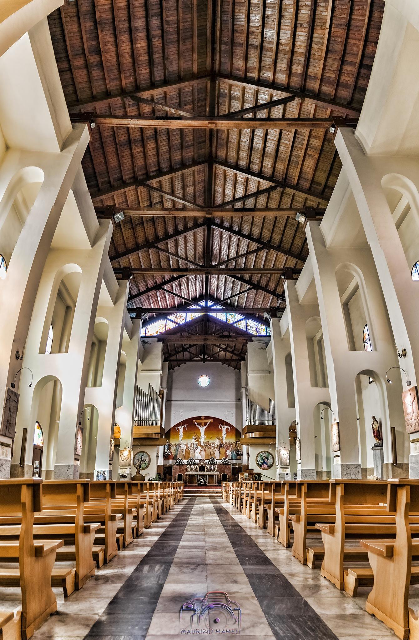 Church by Maurizio Mameli