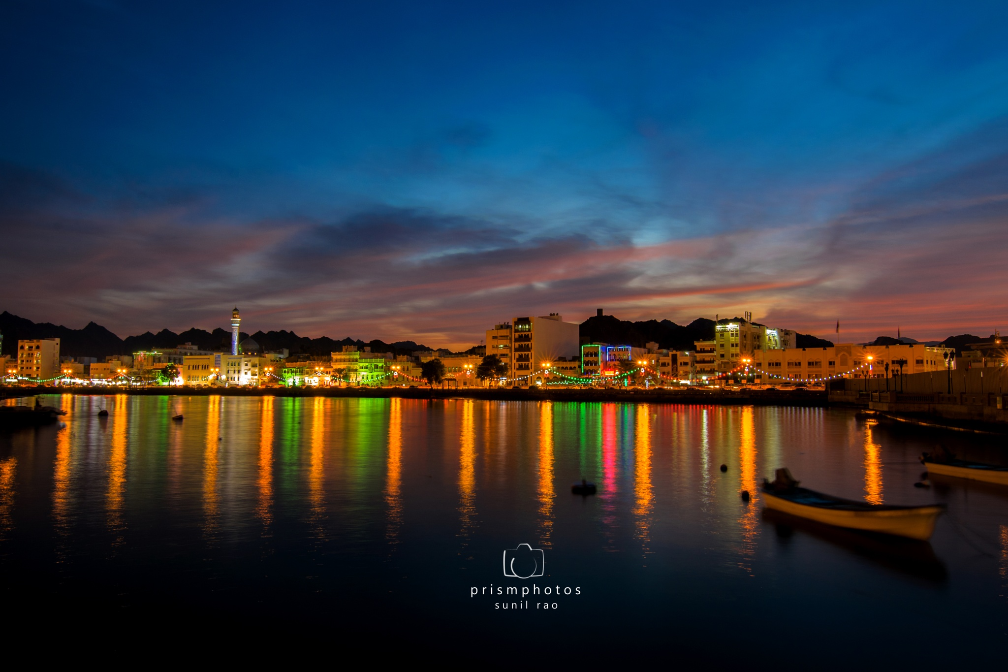 NIGHT SETS IN by prismphotos - sunil rao
