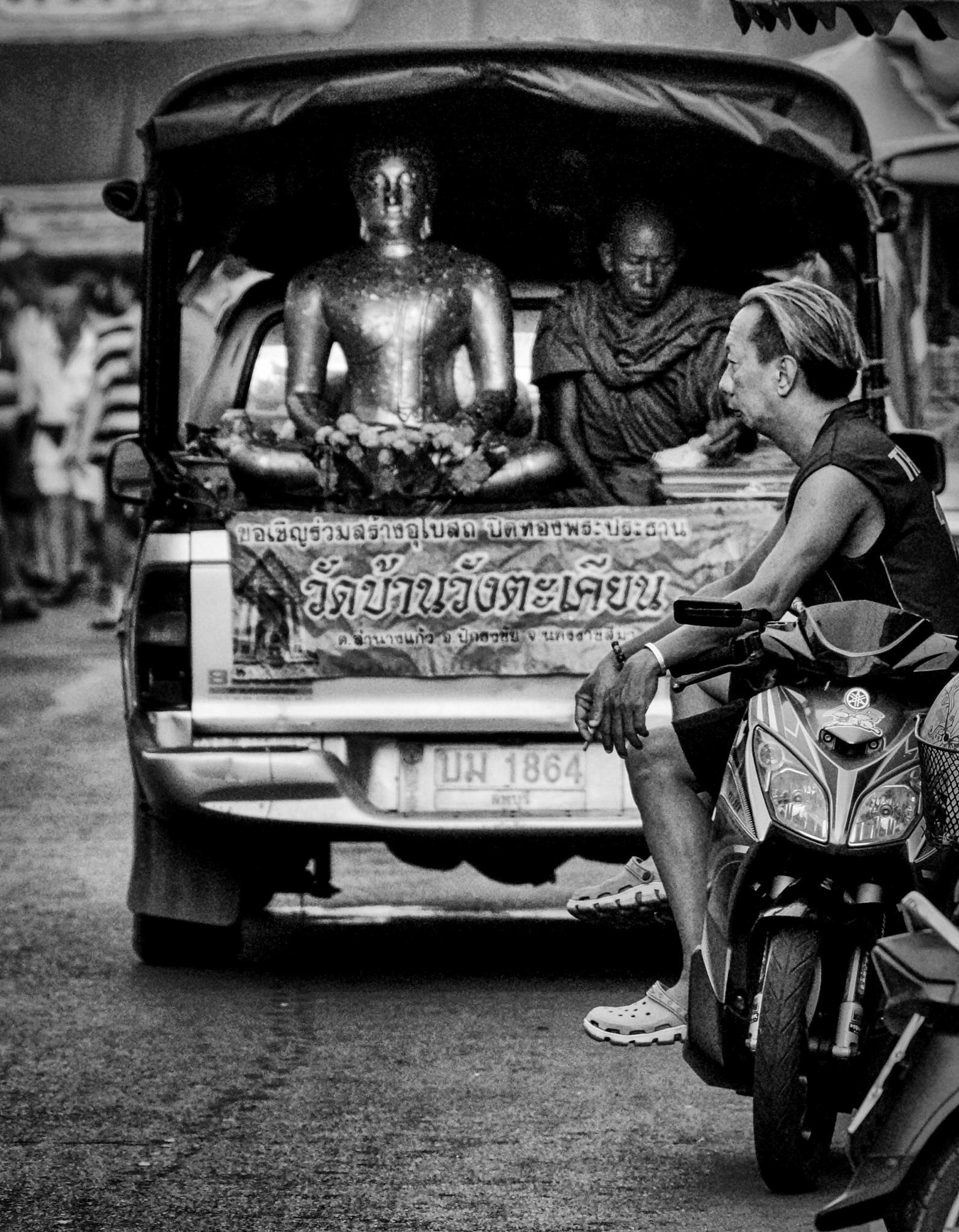 Bhudda by mario.sole1