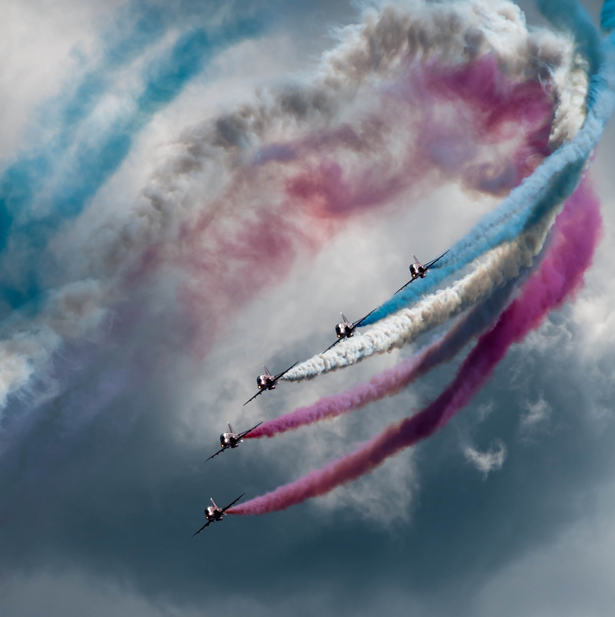 Red Arrows  by mark.usher.uk