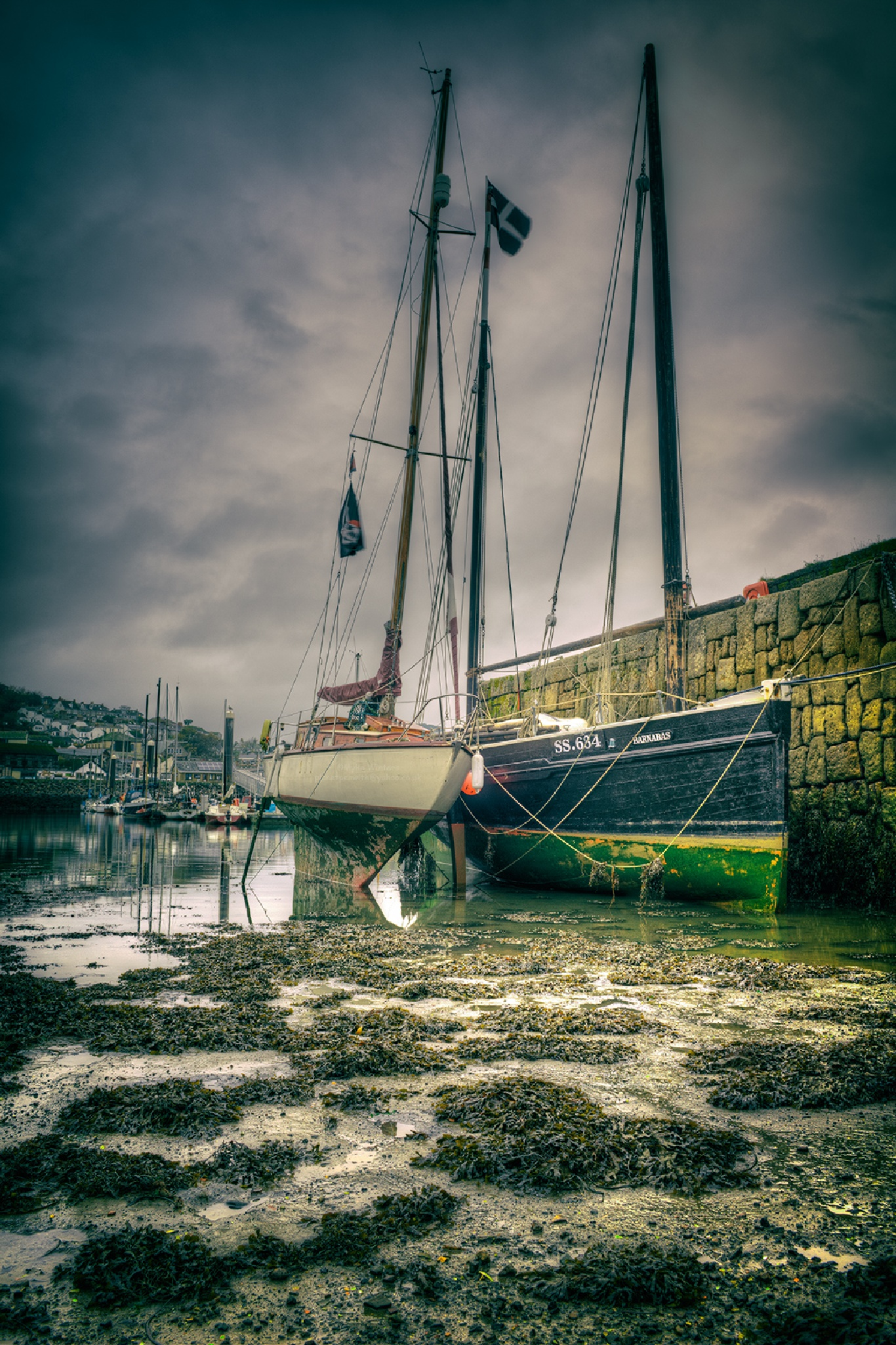 Old Harbour Duo by Planet Penwith