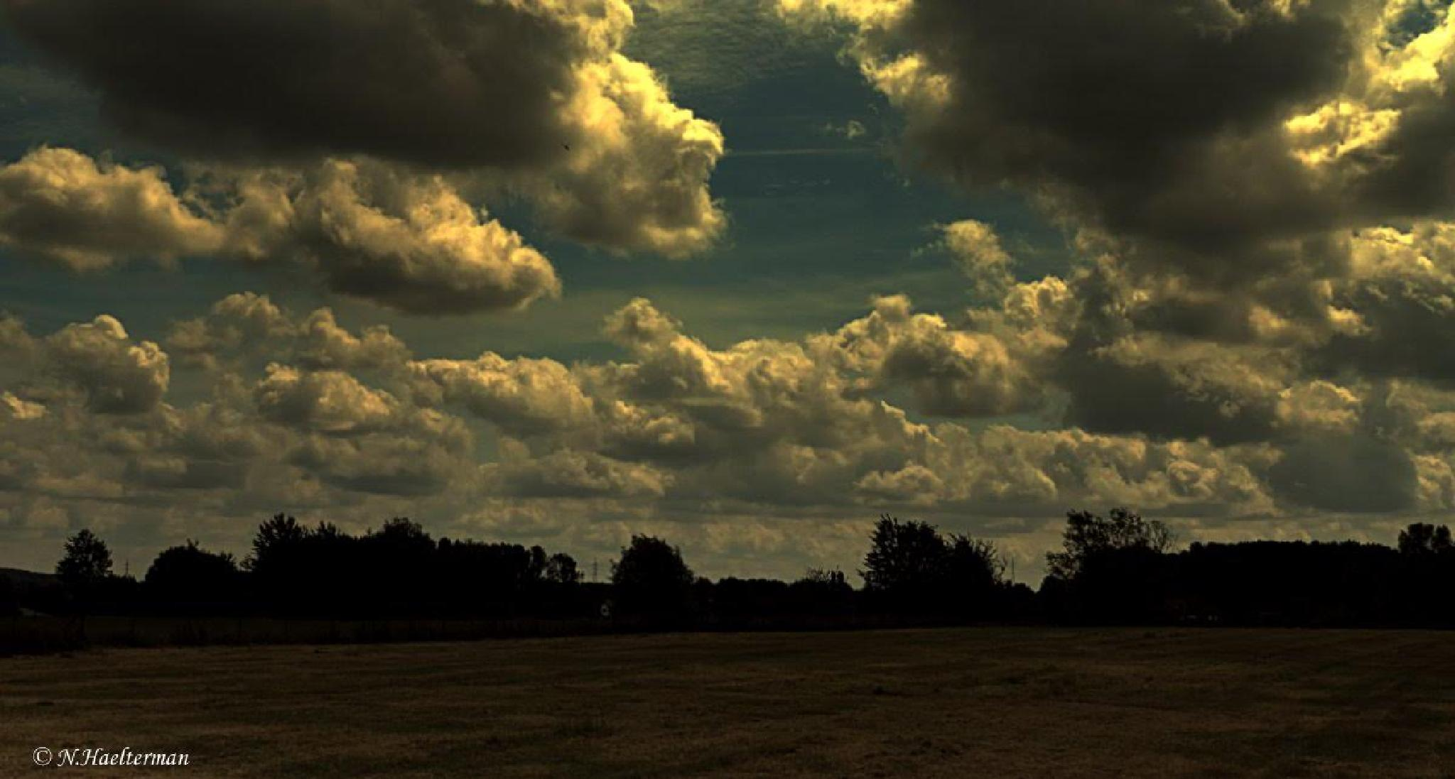 Wolkenparadijs by nelly.haelterman