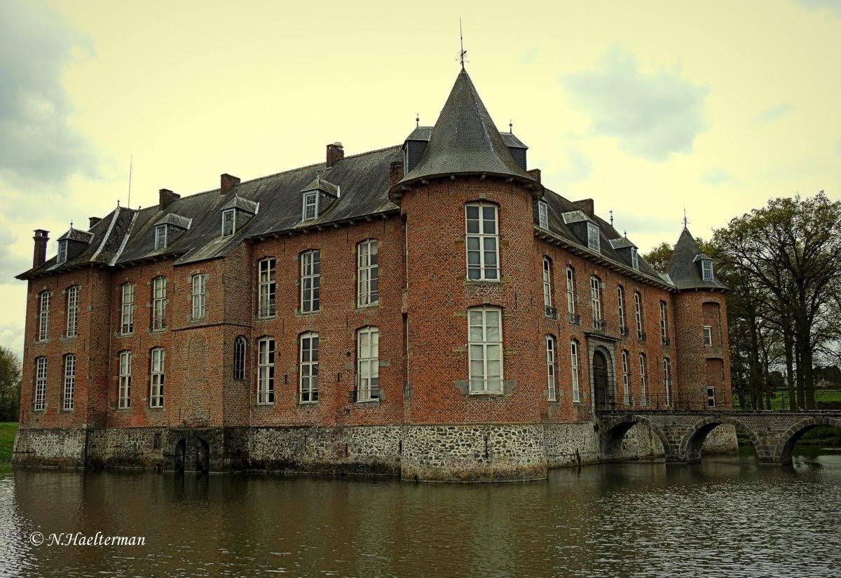 """Kasteel """" de l' Estriverie"""" by nelly.haelterman"""