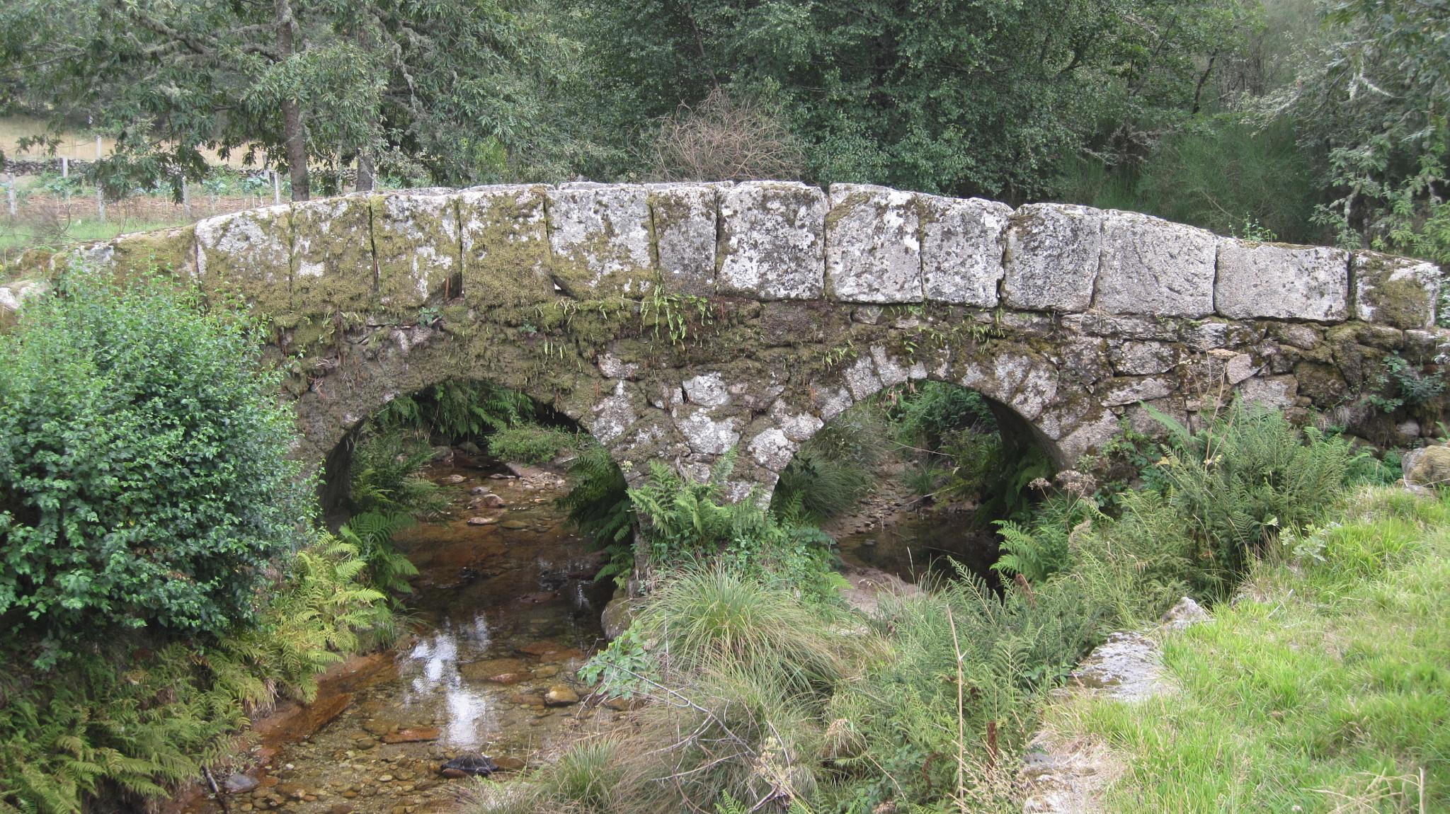 Roman bridge by vmdscs