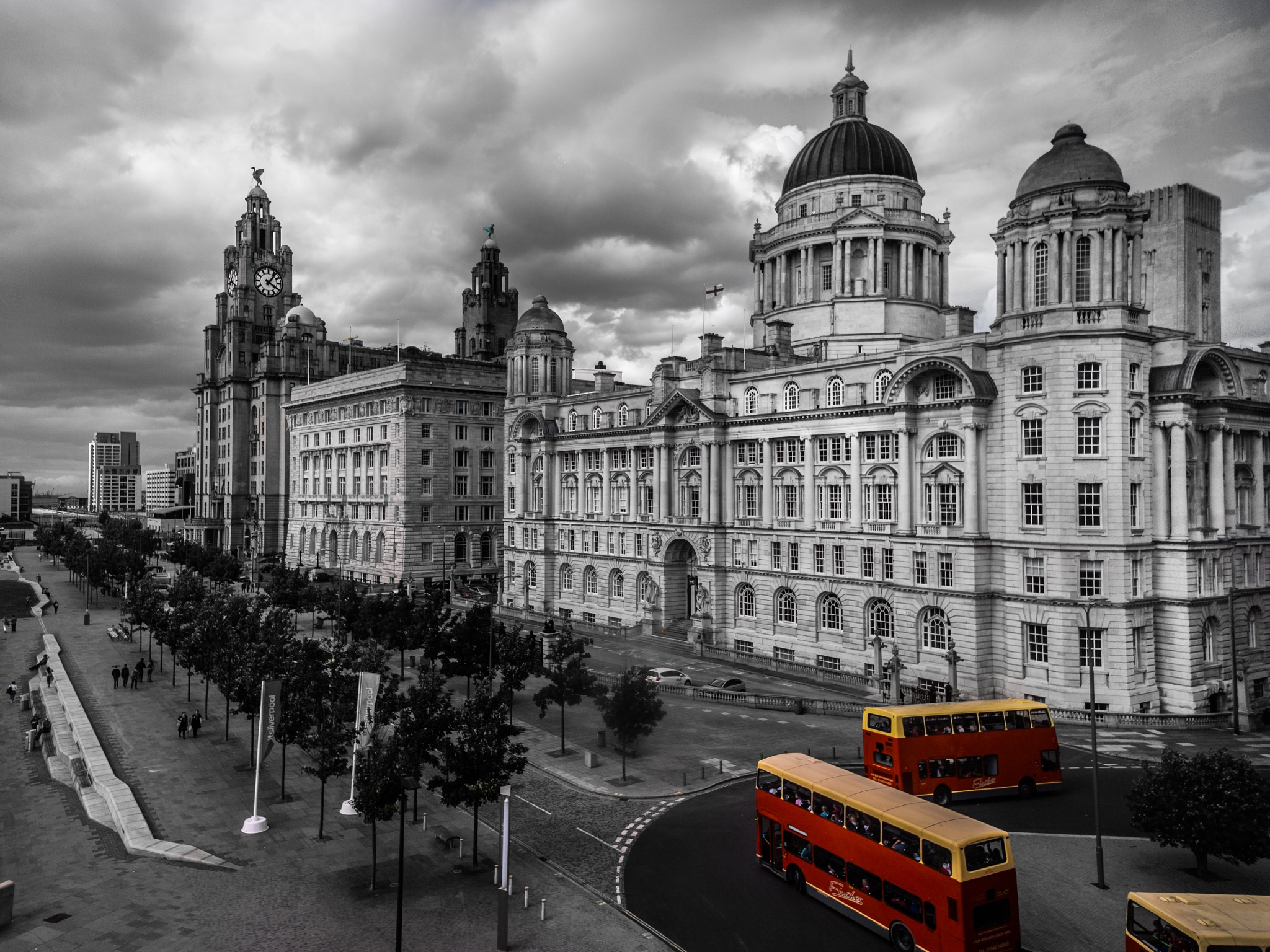 Liverpool by Craig Wilkinson