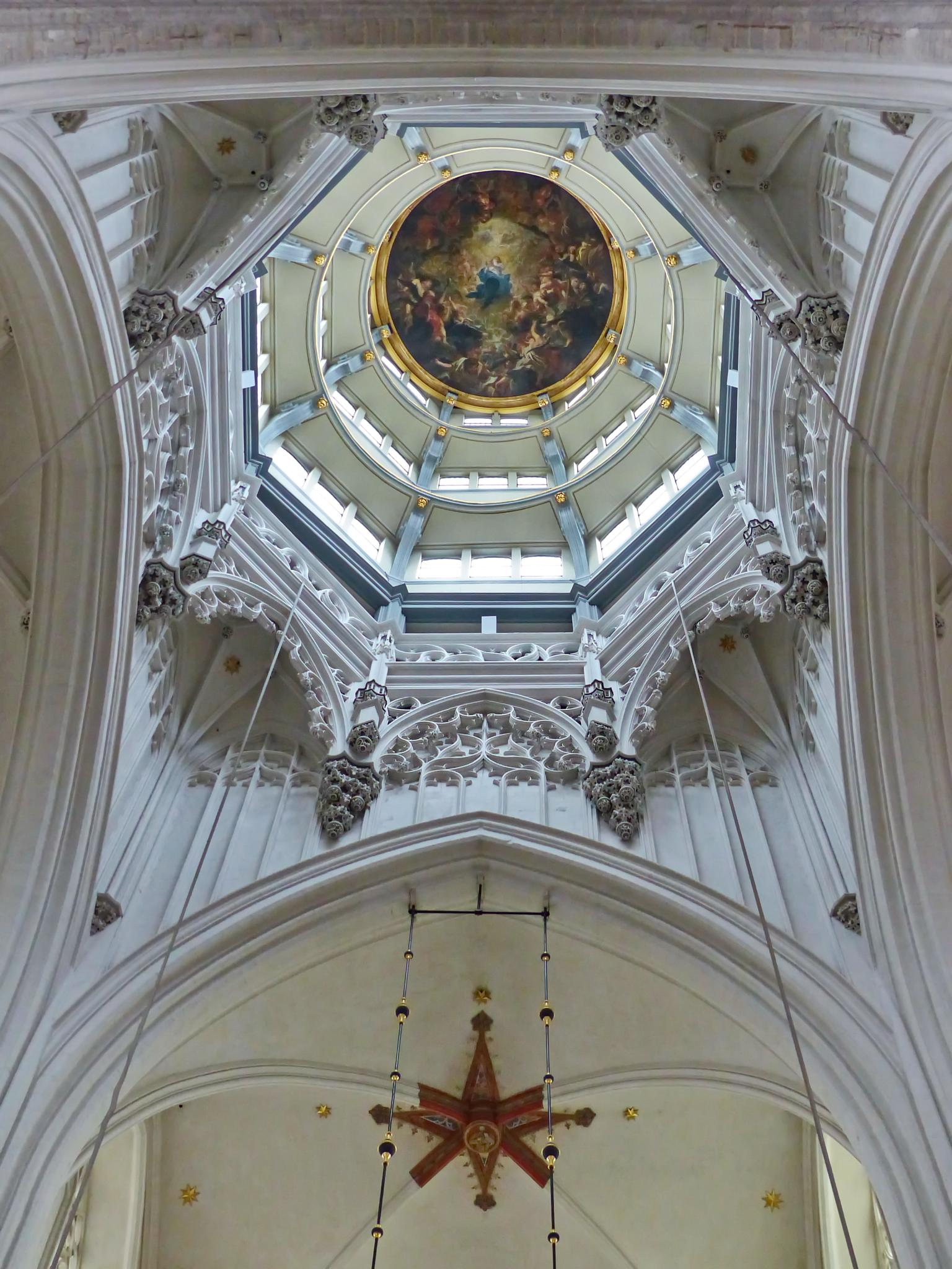 Photo in Architecture #belgien #antwerpen liebfrauenkathedrale