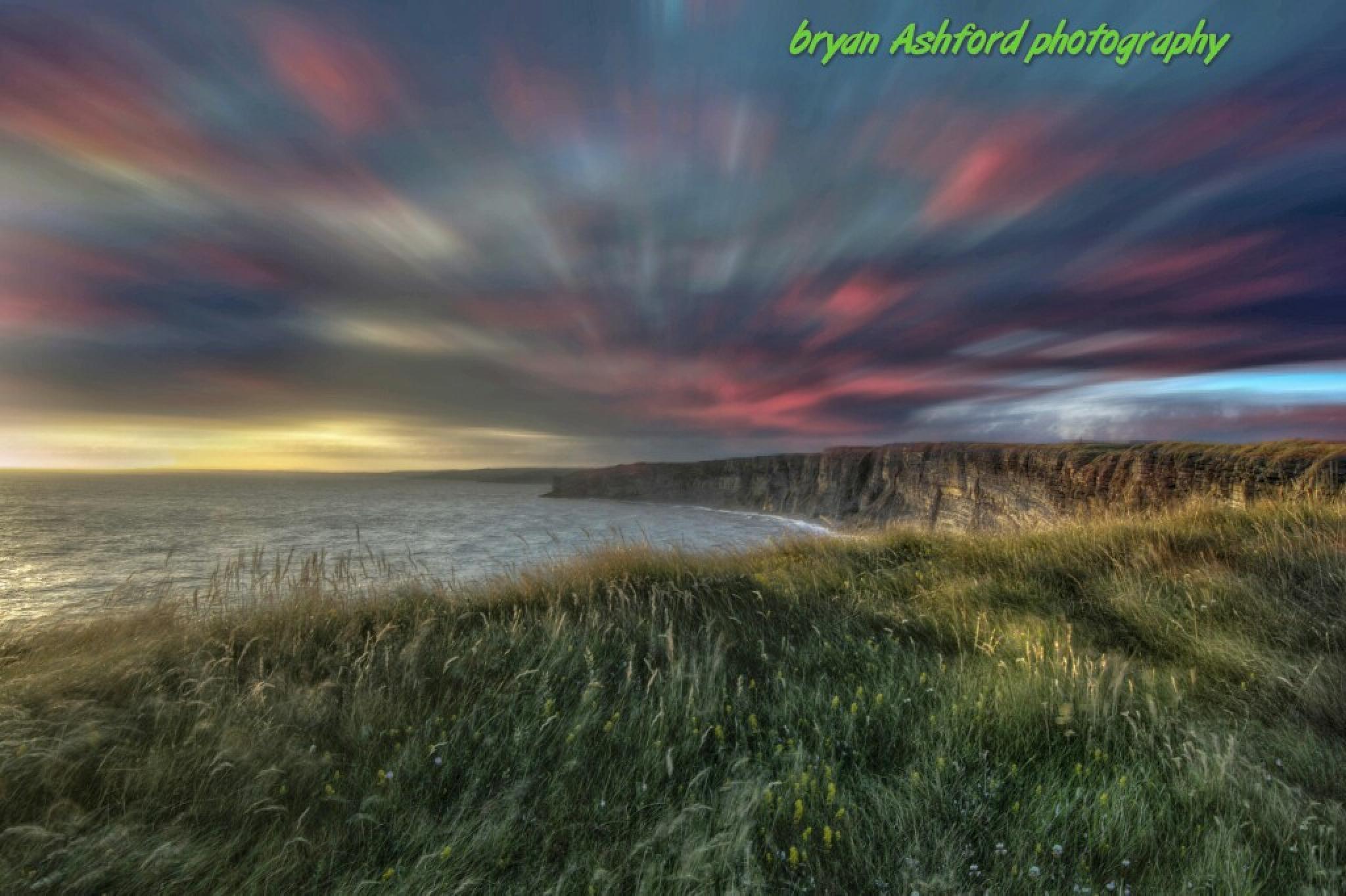 clouds along the coast by bryan.ashford 52