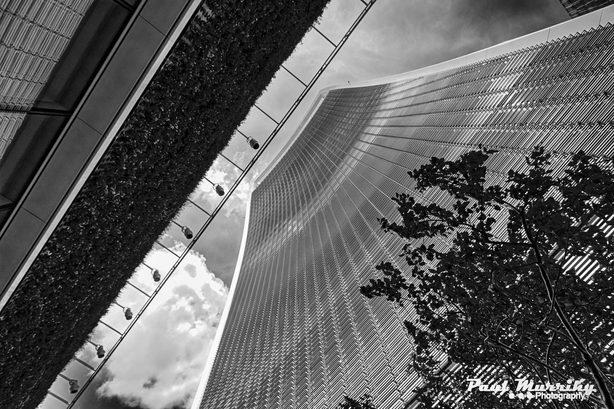 Fenchurch street from the floor..... by paul.murrihy.5
