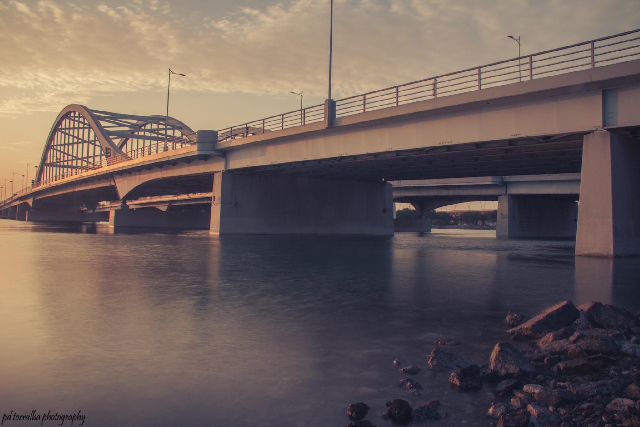 maqta bridge by ptorralba08