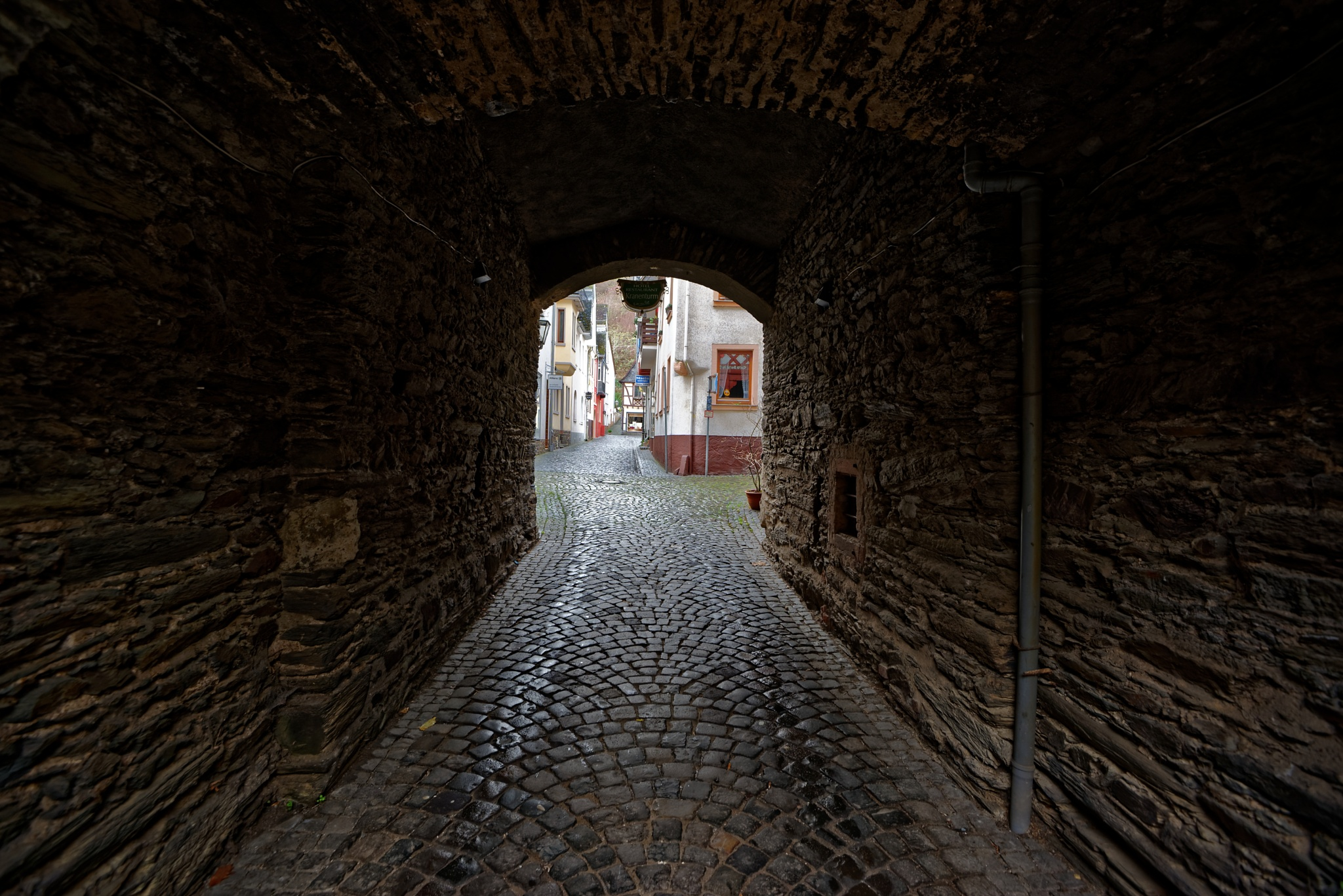 The old town by christopheciprietti