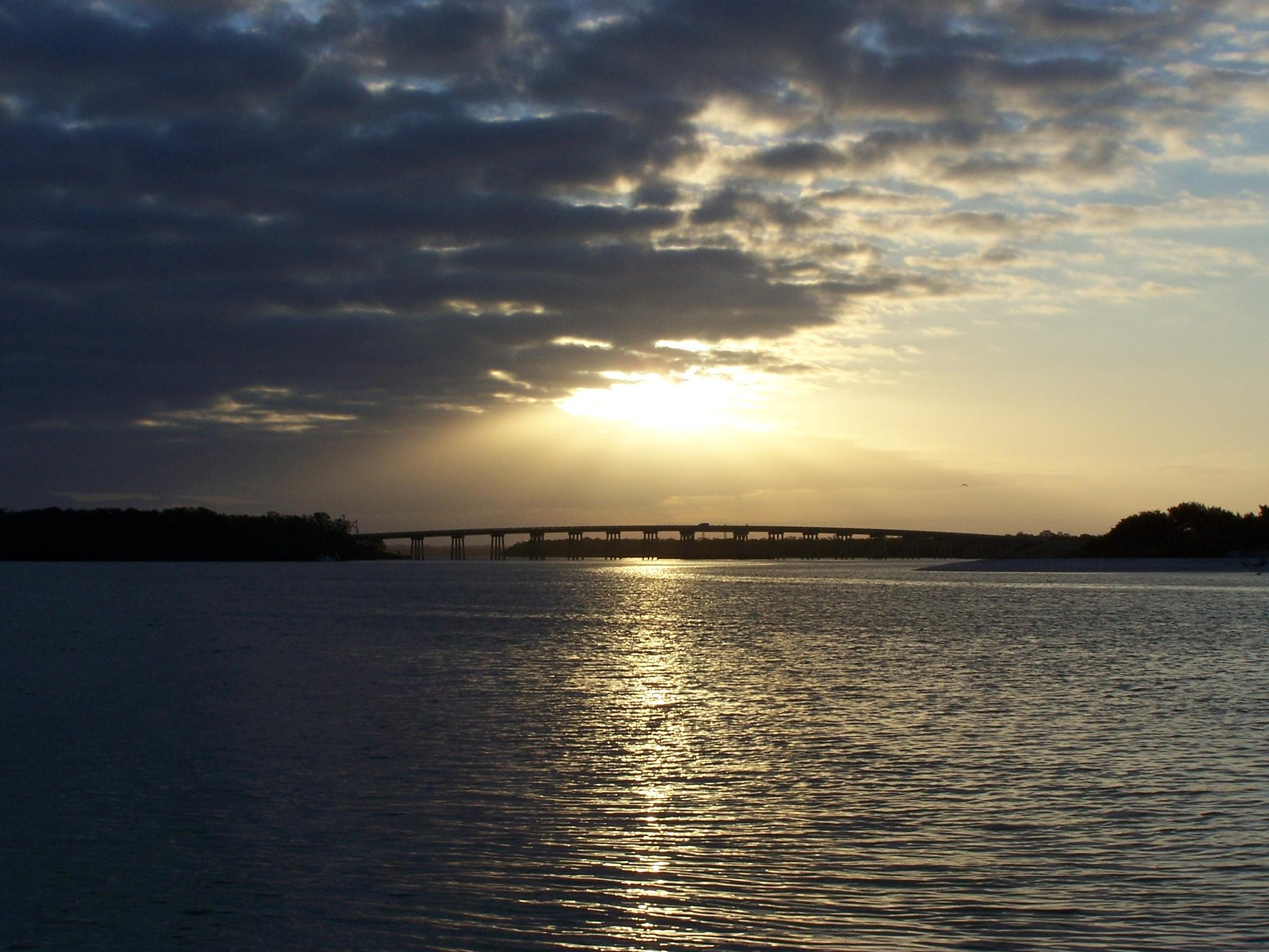 Bridge to Morning by Todd