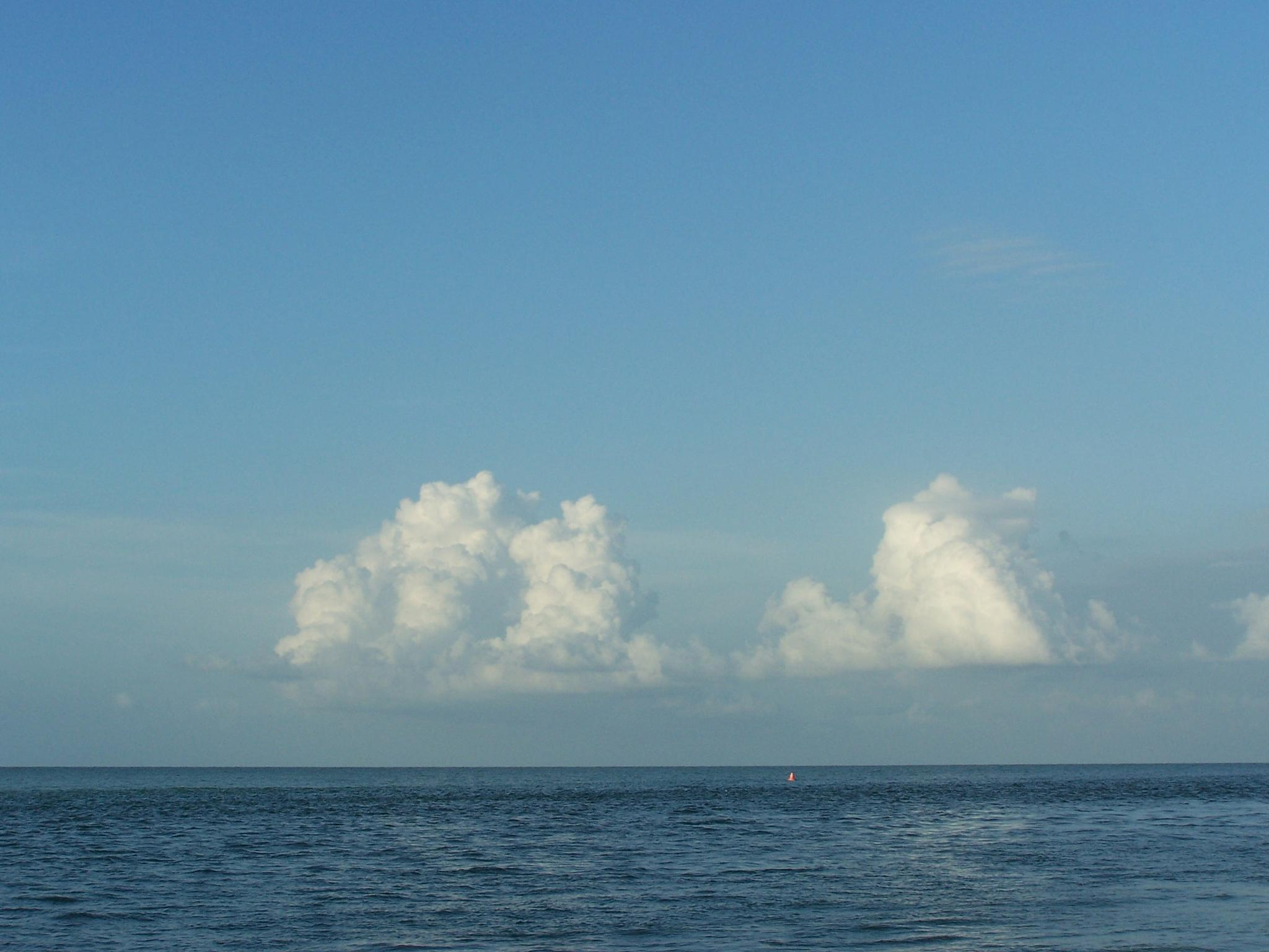 Photo in Nature #clouds #gulf of mexico #state park #florida
