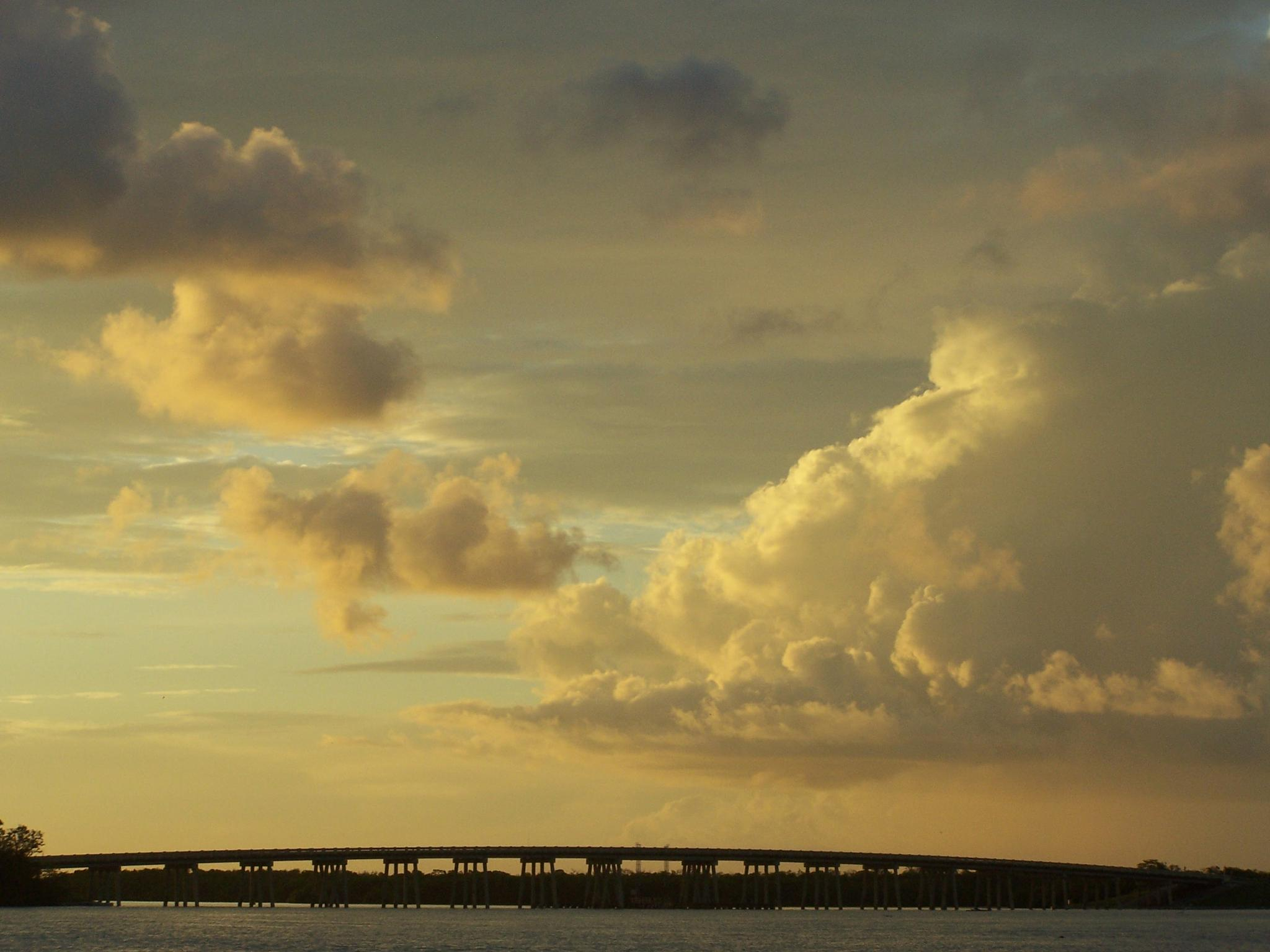 The Bridge Today by Todd