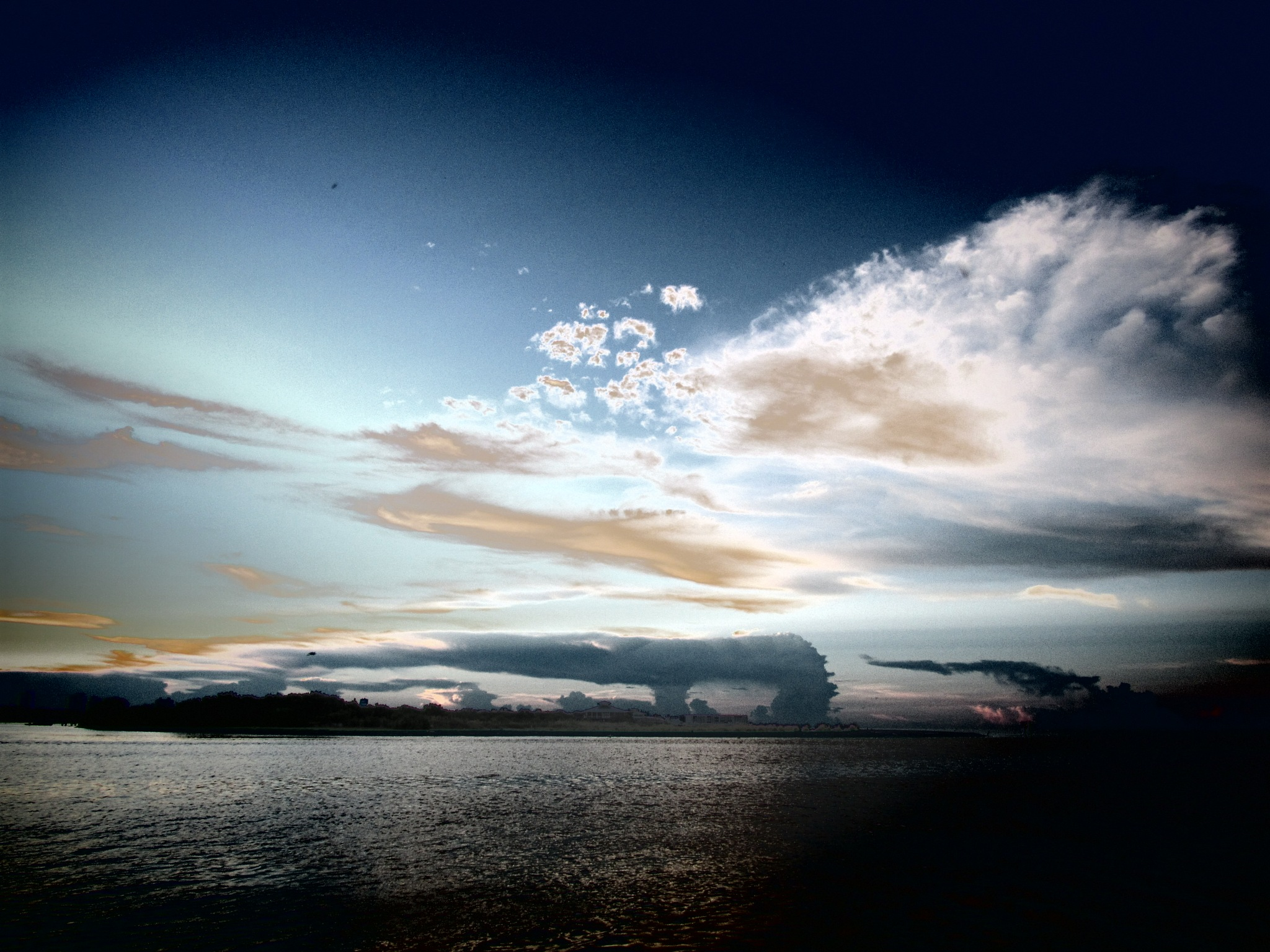 Strange Skies  by Todd