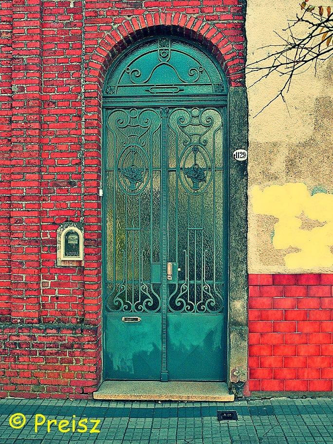 Puerta con vidrios. by carlososcar.preisz