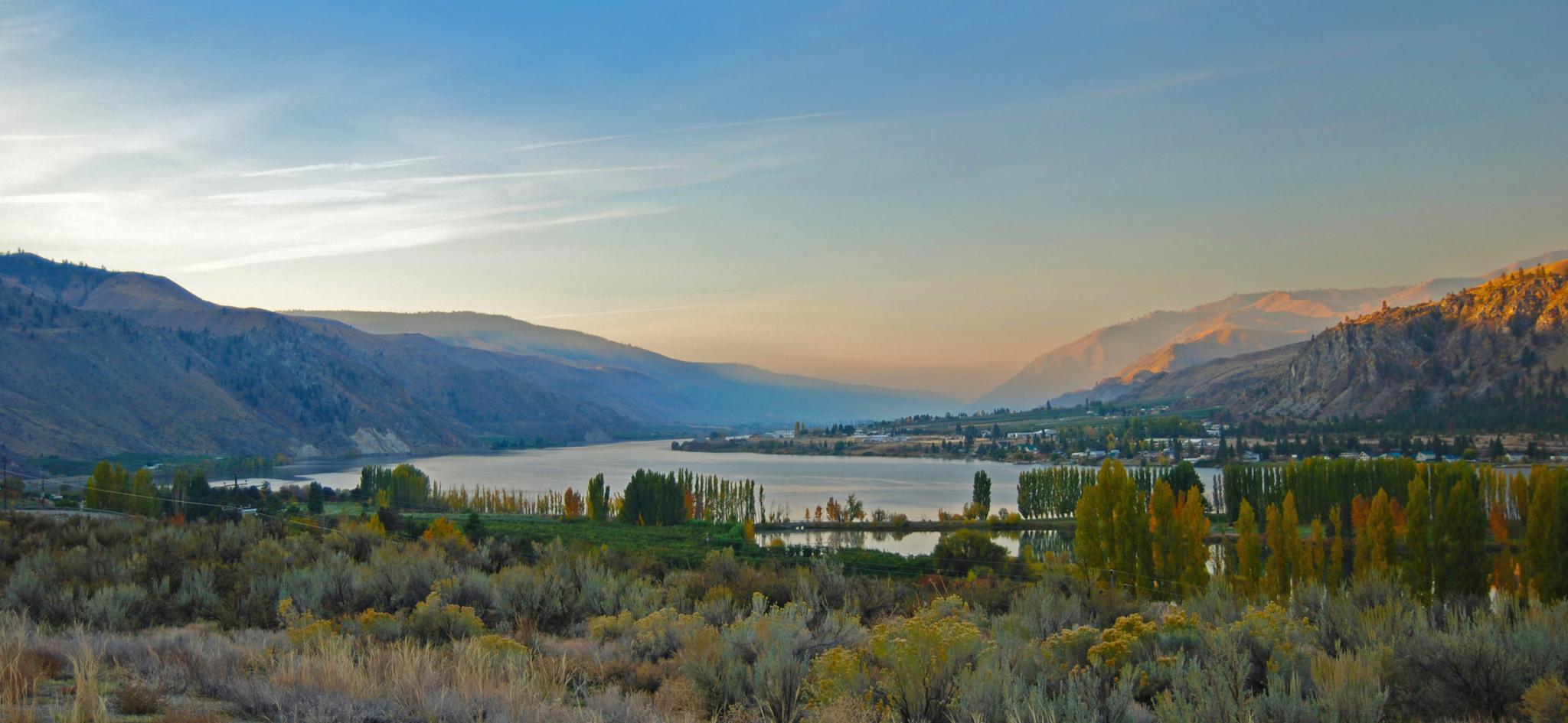 Lake Chelan, Washington by Touch of Nature