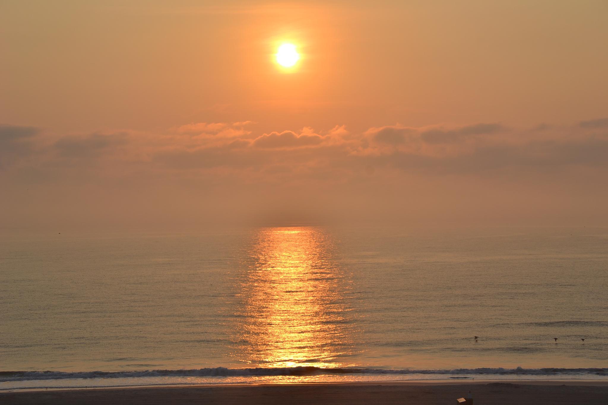 Sunrise on Amelia Island, FL by epj1954