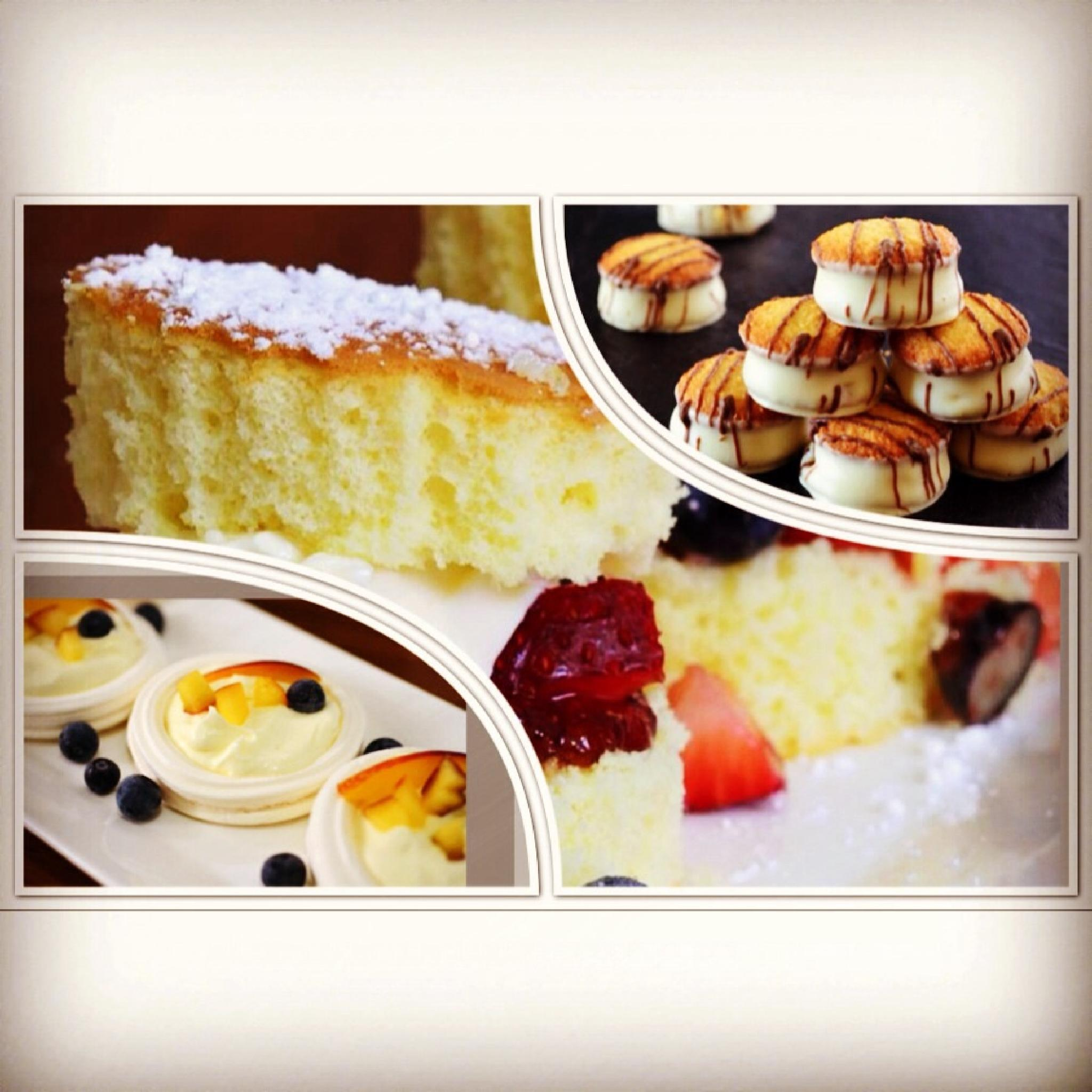Trio of Treats by Passionate.Food.Photography