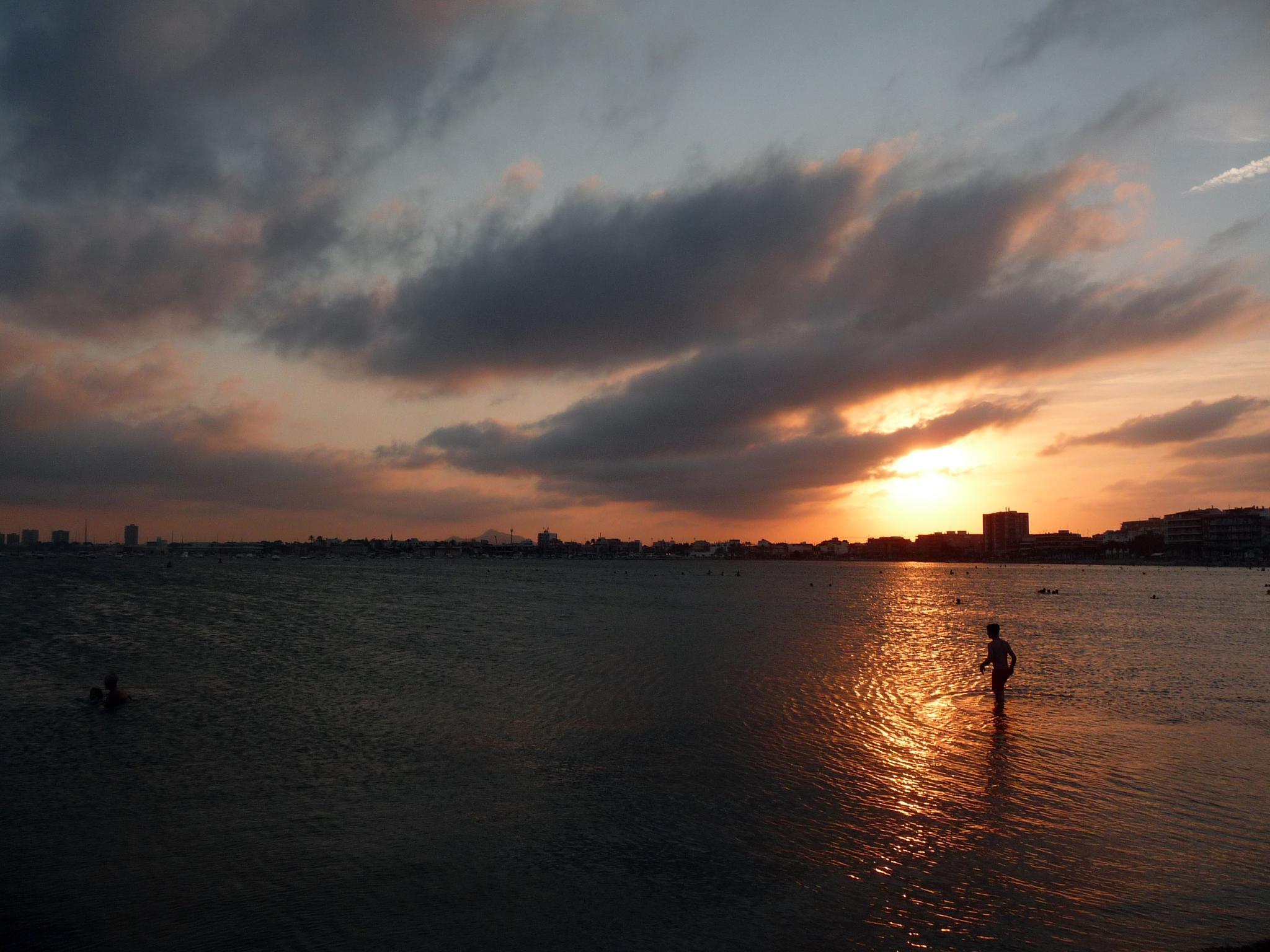 Photo in Landscape #sea and sun
