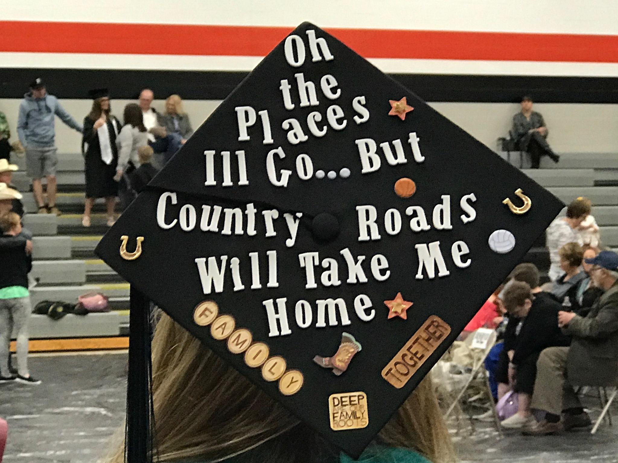 Graduation Cap by CharlieWilson