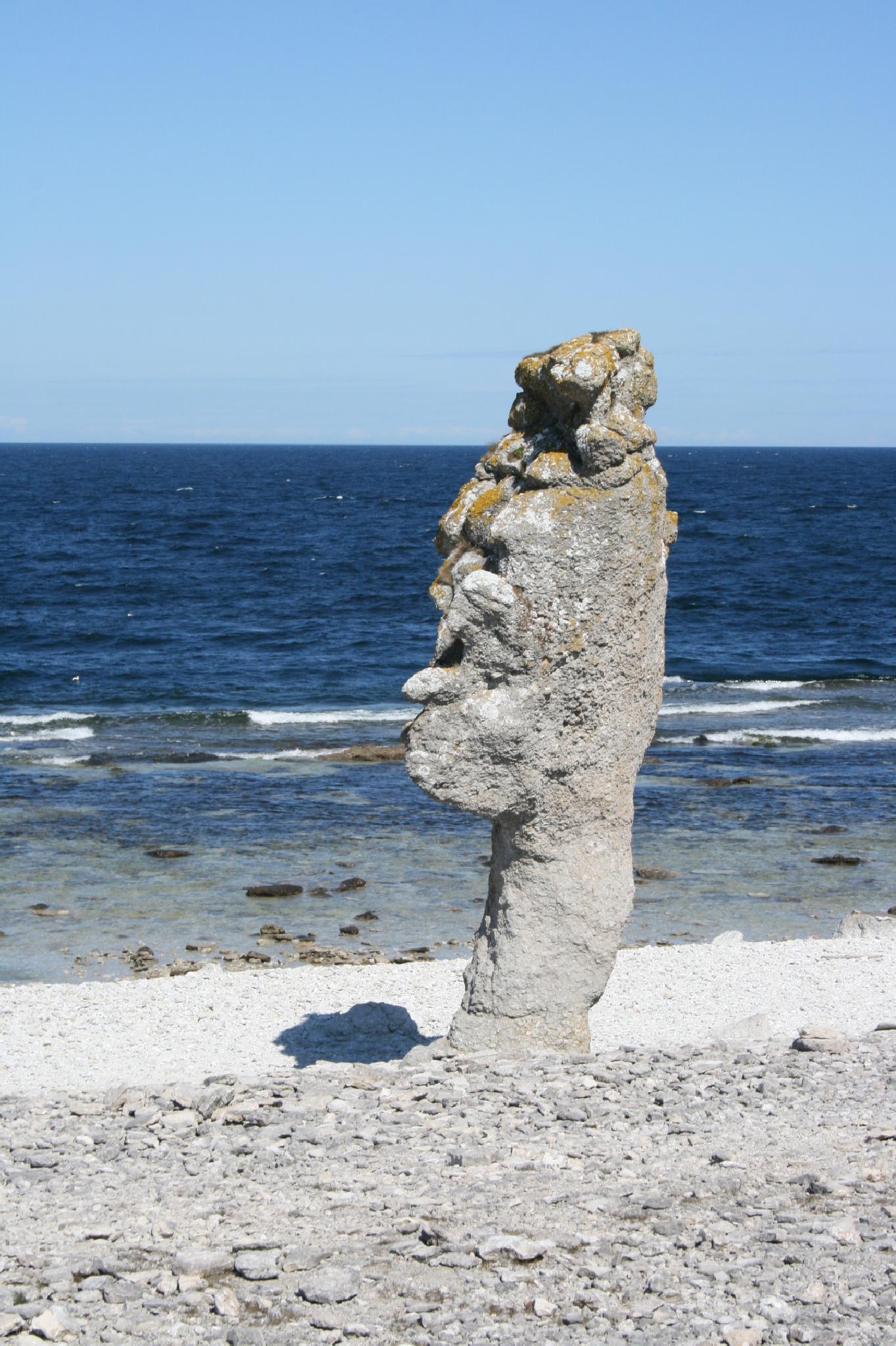 Rauk at Gotland by olofmarkusandersson