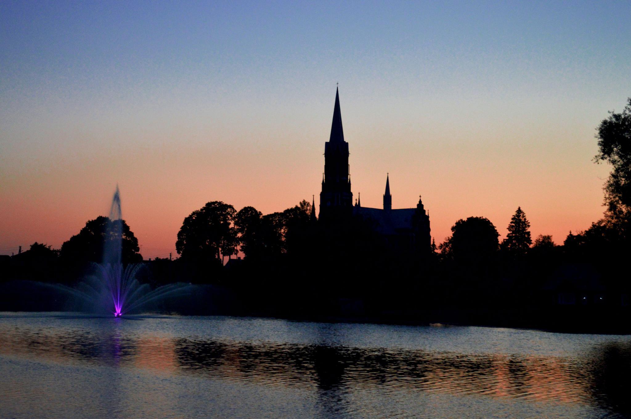 Church at night  by Moni Mon ( M&M Fotografija )