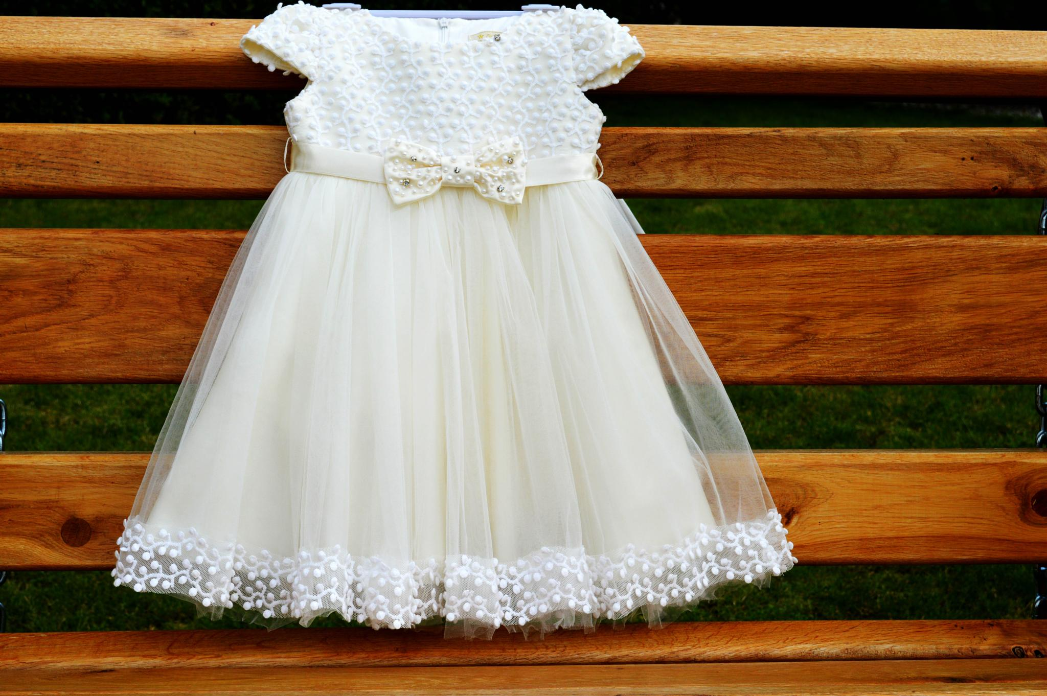 Christening dress by Moni Mon ( M&M Fotografija )