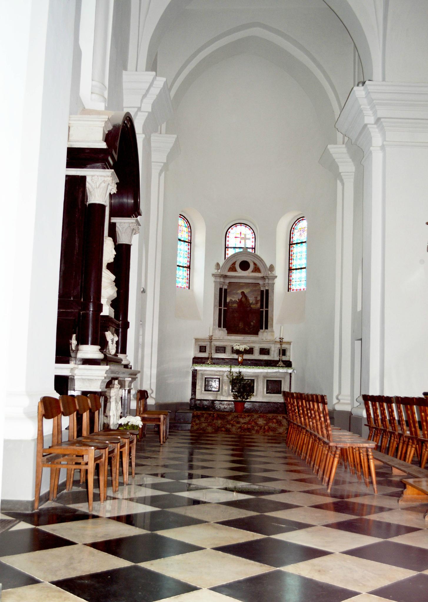 Inside Rietava's church 2 by Moni Mon ( M&M Fotografija )