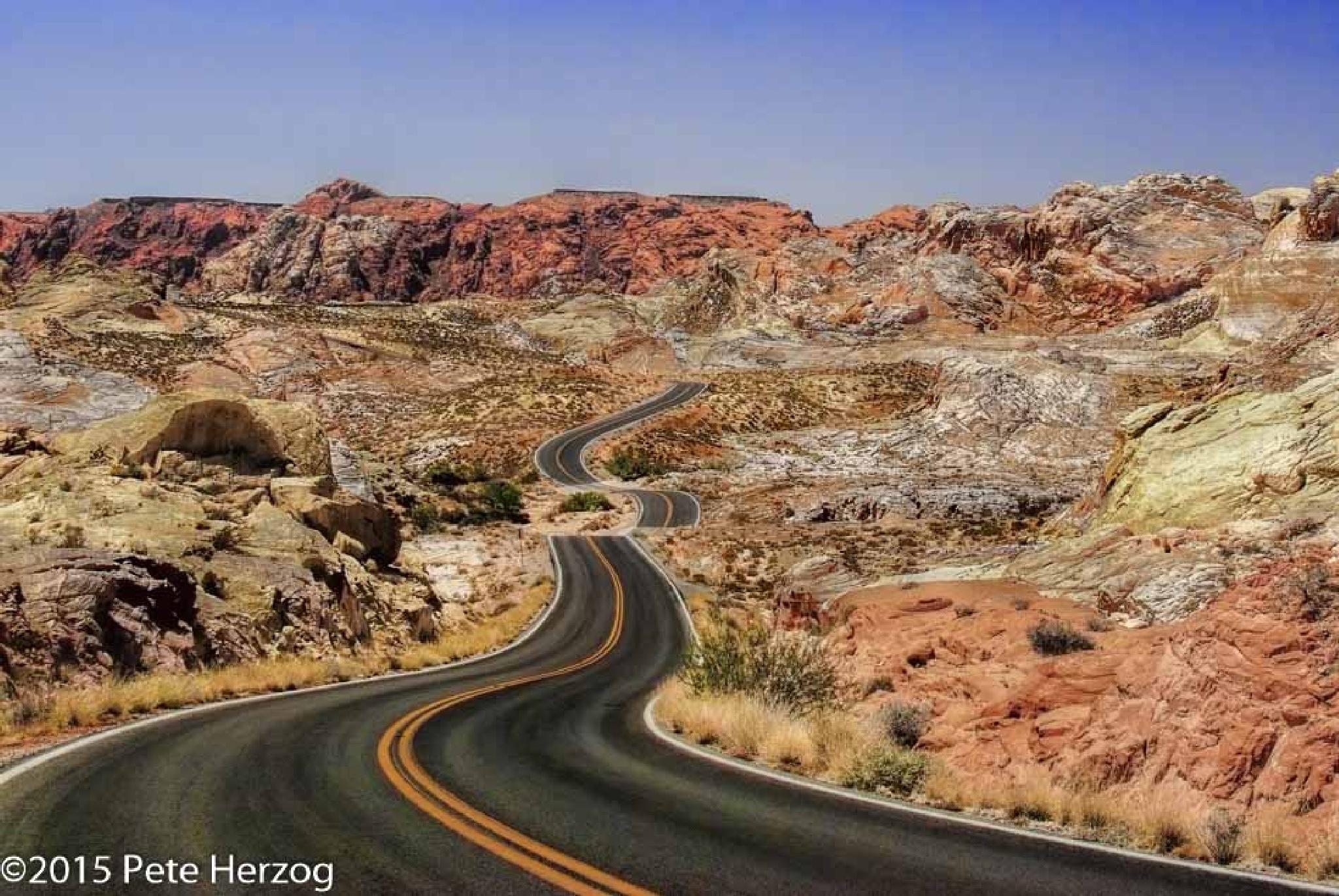 Empty Road by peter.herzog.3323