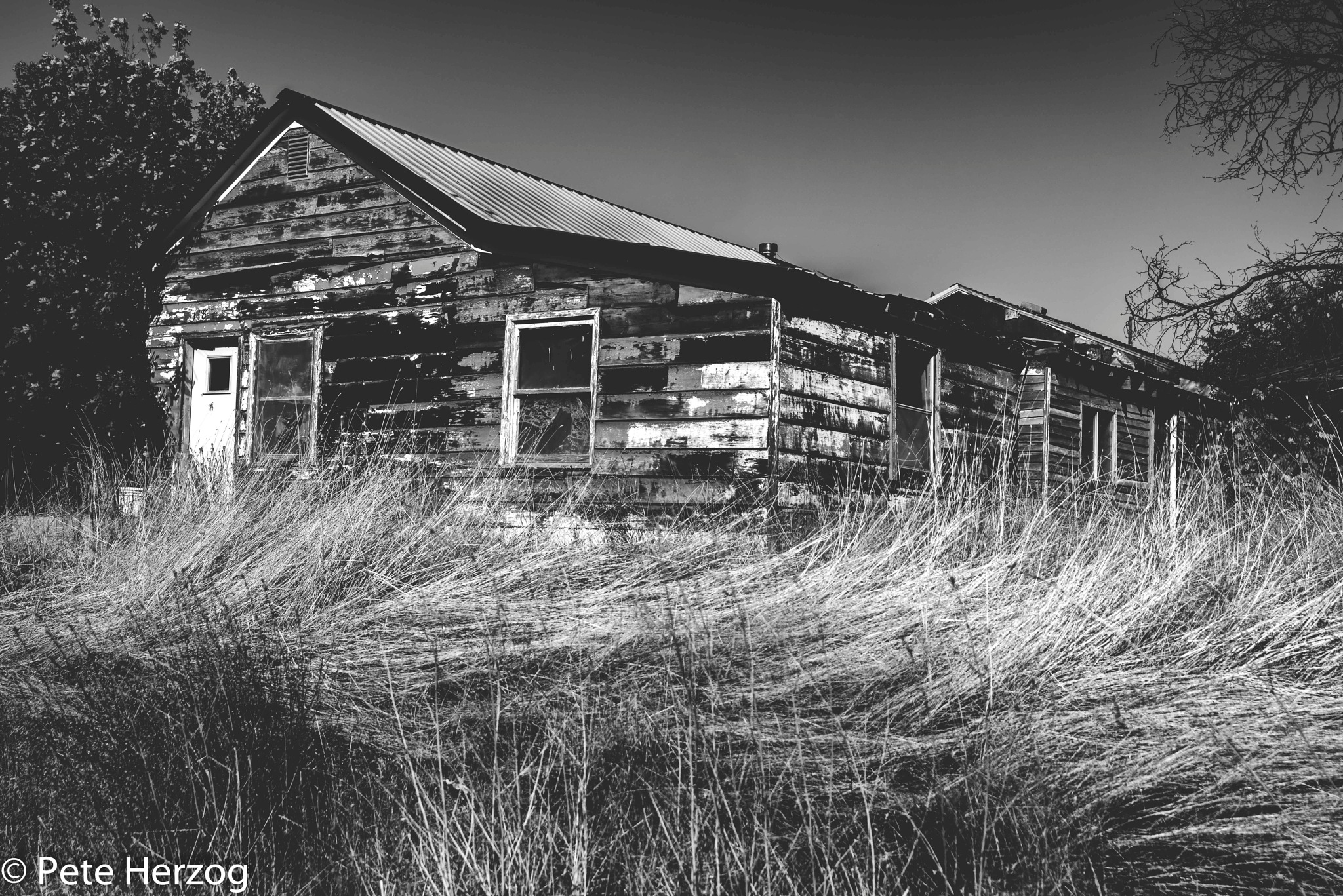 Abandoned Wooden Buildings by peter.herzog.3323