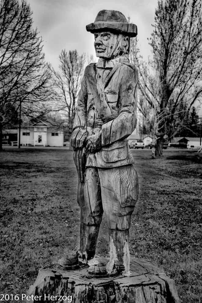 Wooden Soldier by peter.herzog.3323