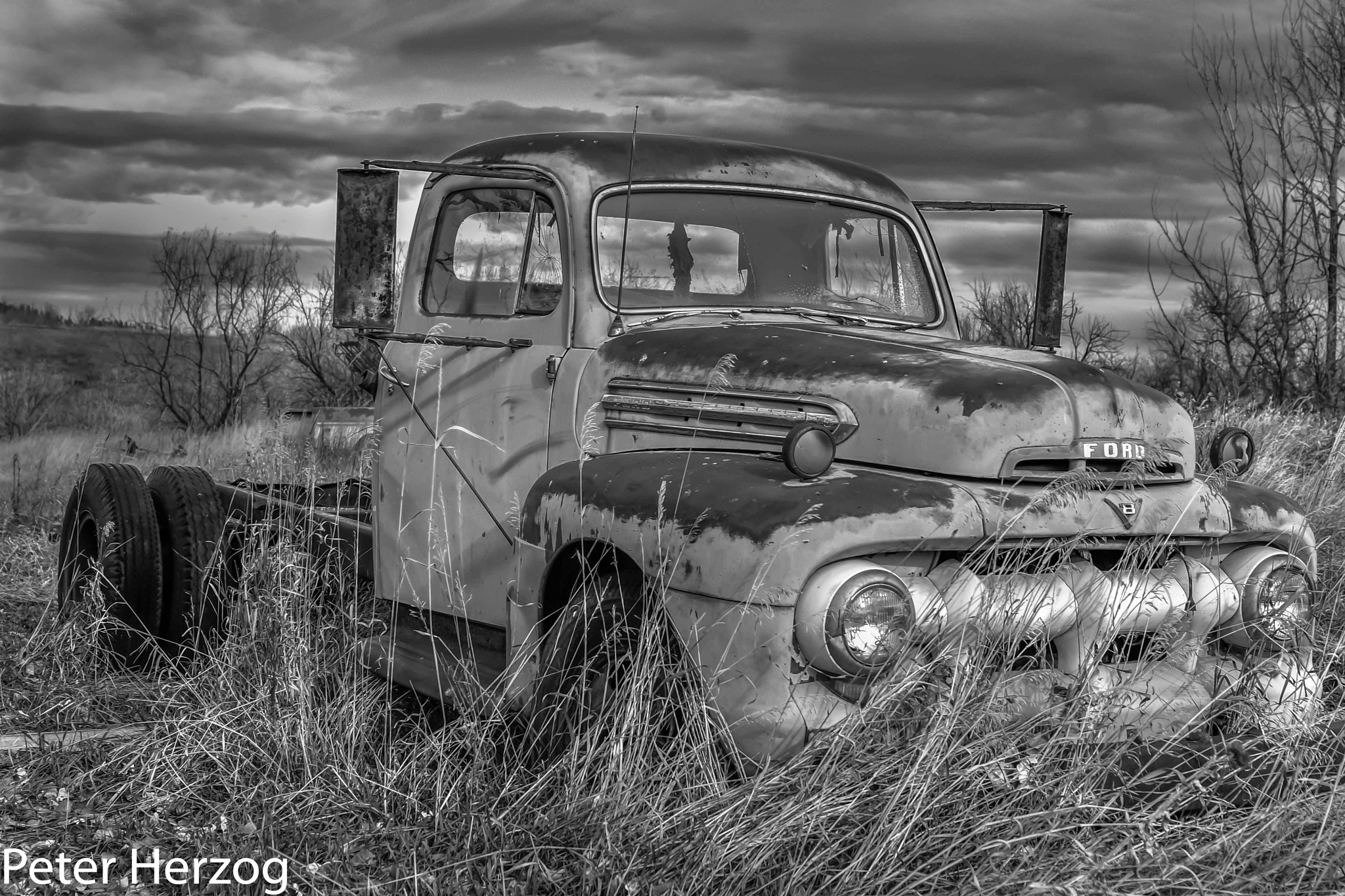 Ford Truck by peter.herzog.3323