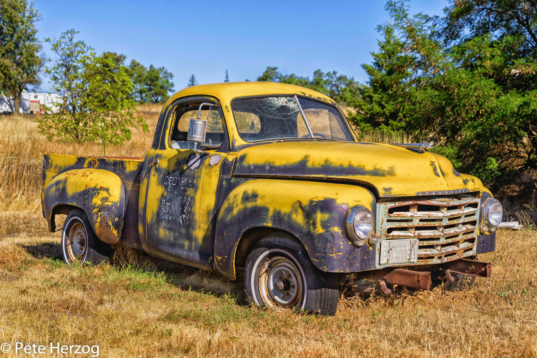 1951 Studebaker Pickup by peter.herzog.3323