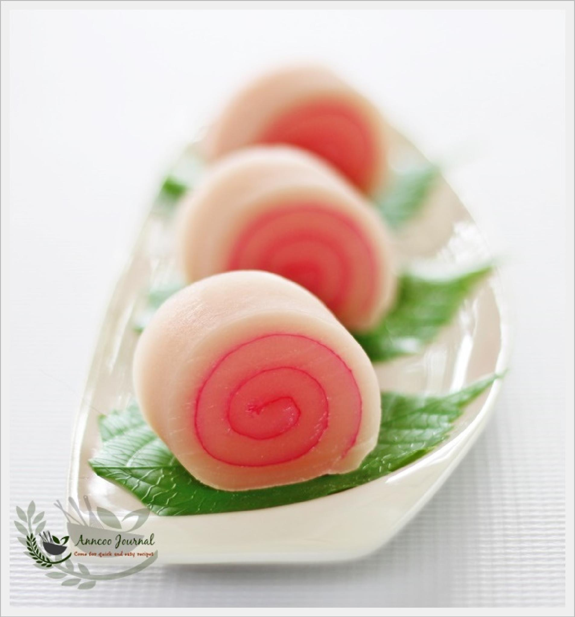 Roll Cake (Asian snack) by Ann Low