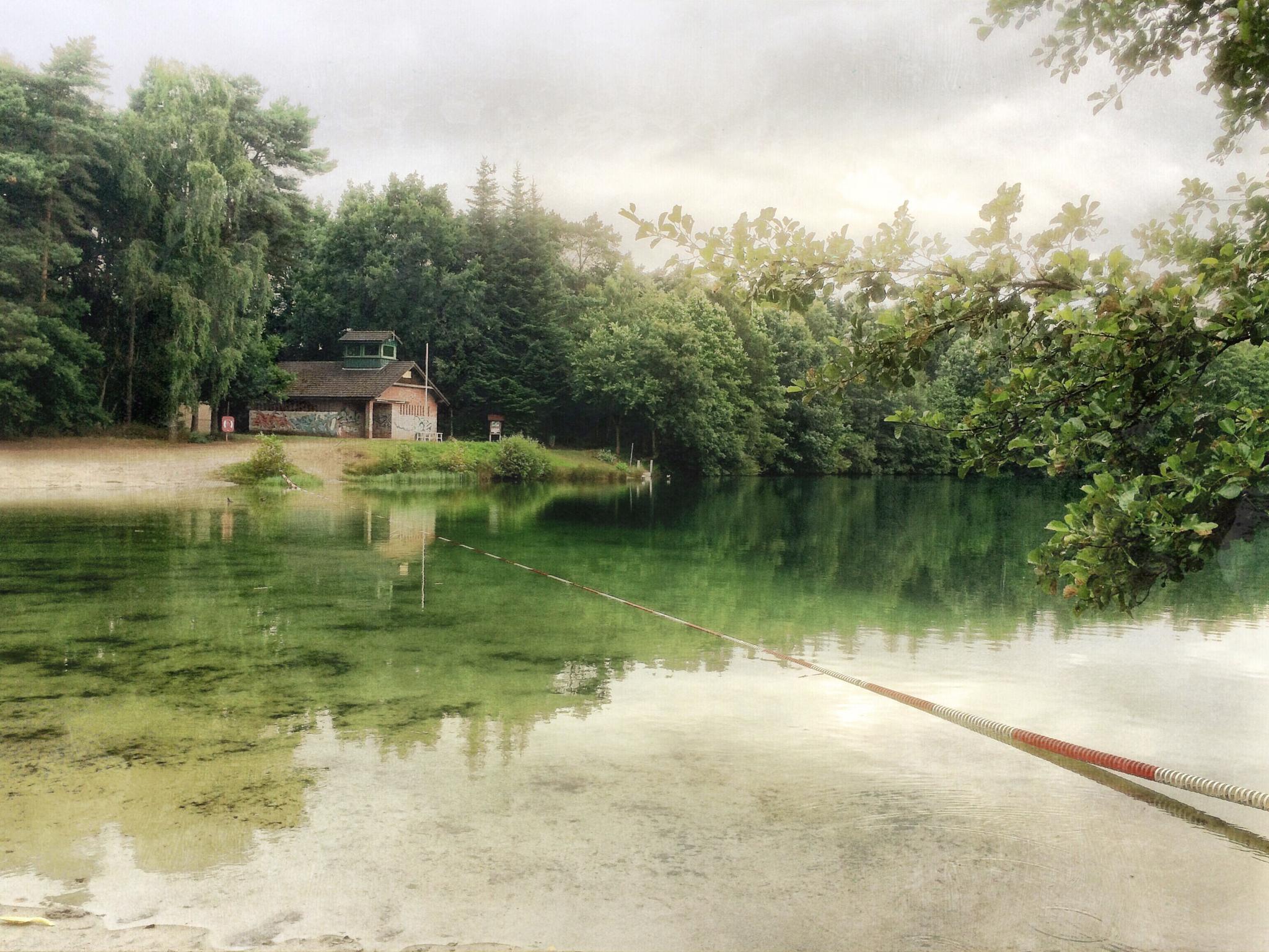 The Lake by hans.borghorst