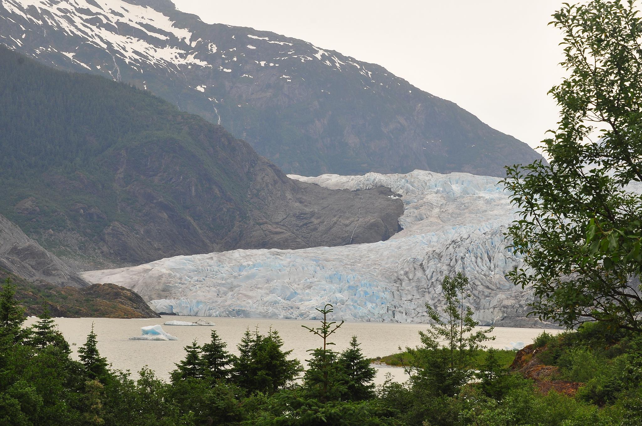 Glacier at Alaska by Robert Ou