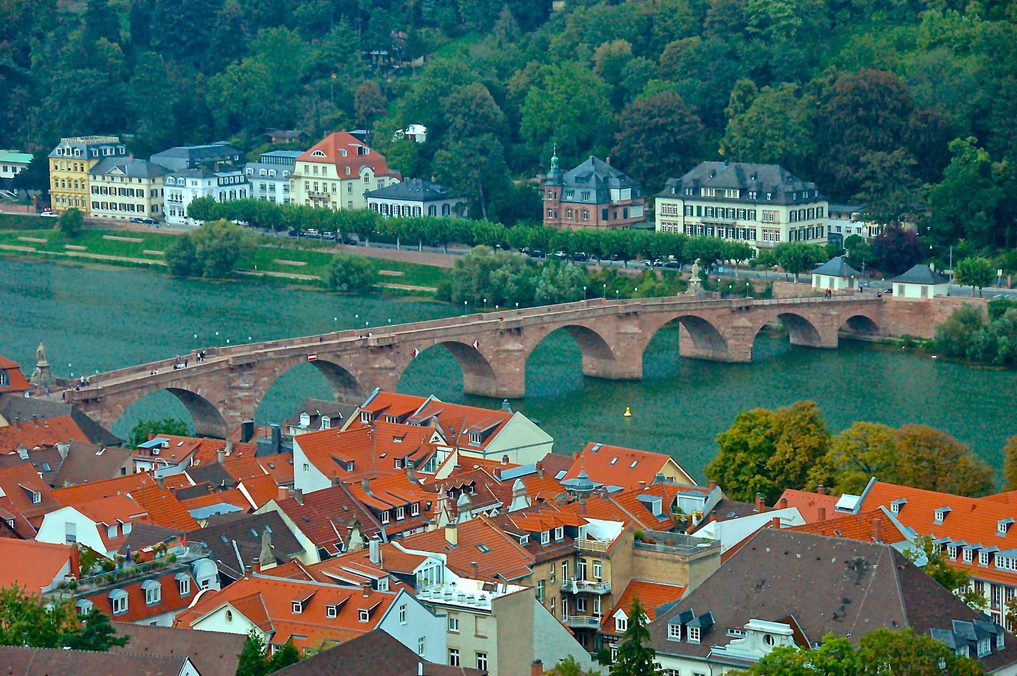 Heidelberg, Germany by Robert Ou