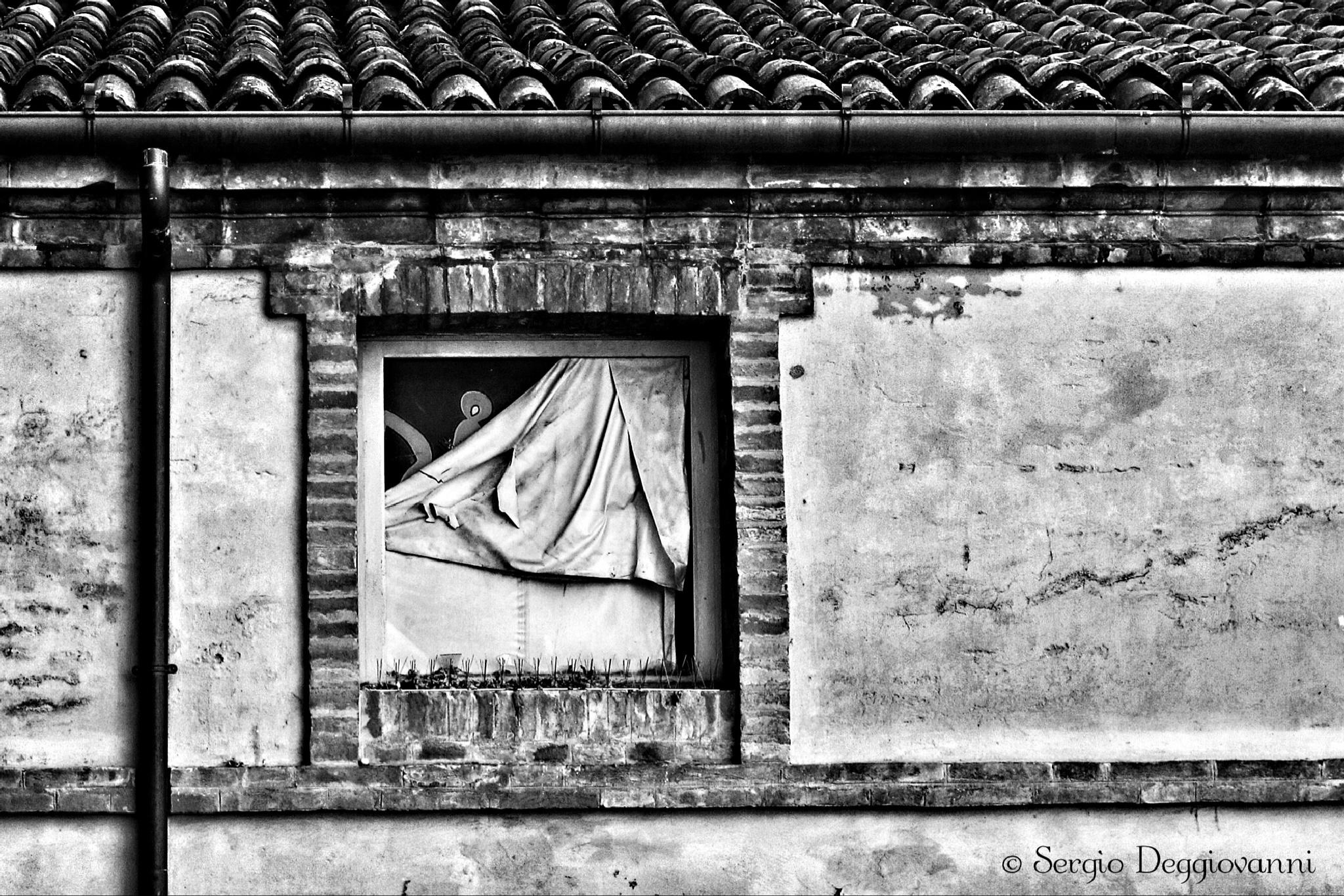 From the window by Sergio Deggiovanni