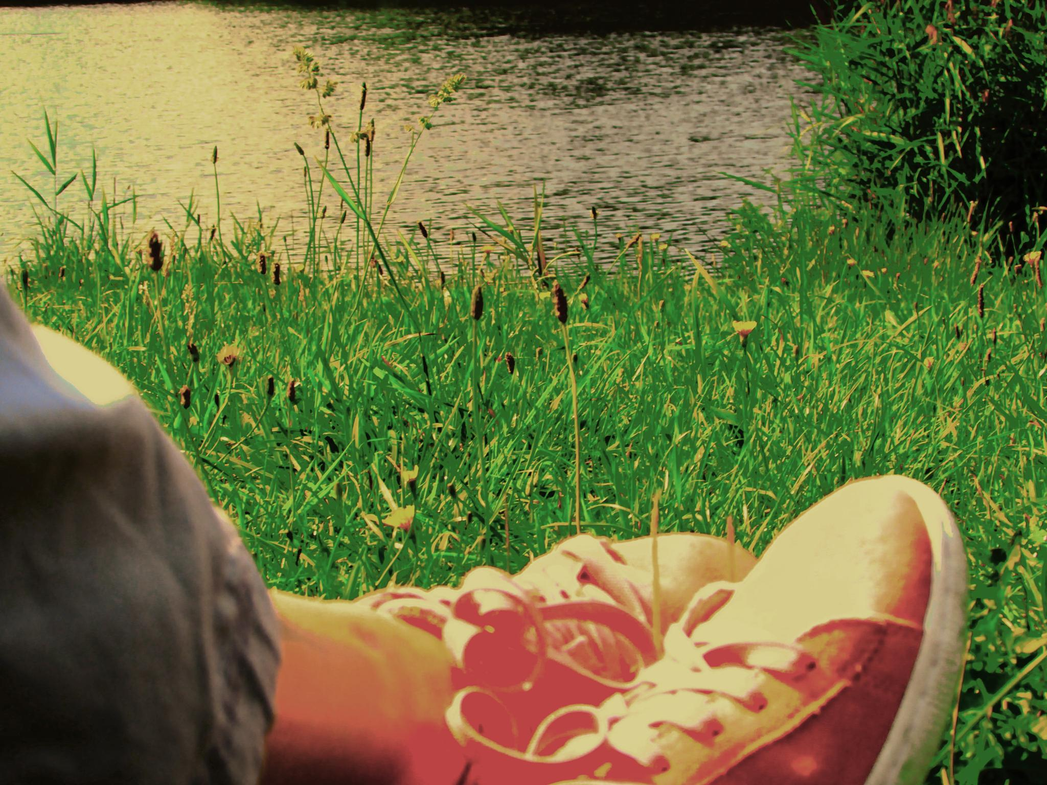 relaxing by gineke.sterenborg