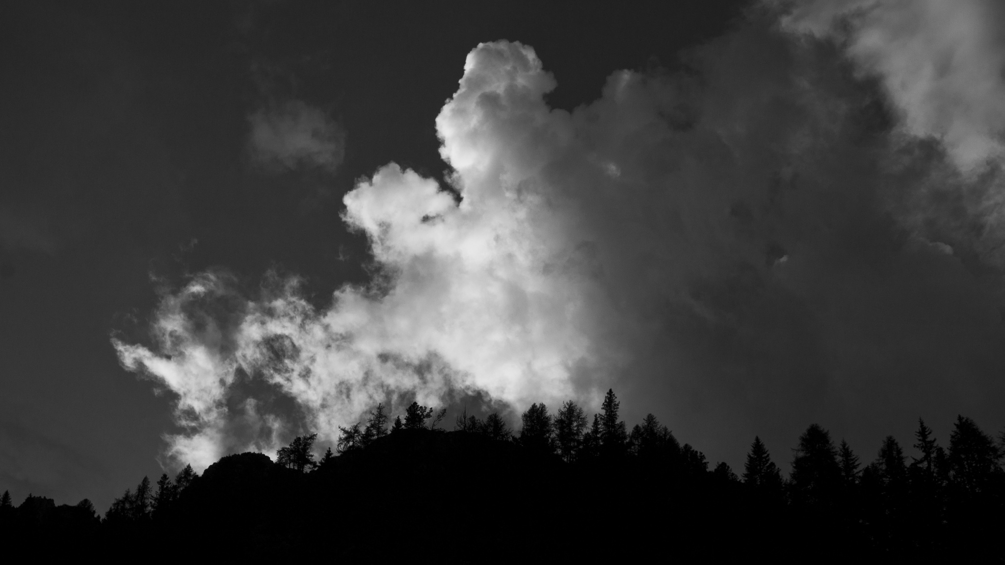 behind the mountains by Chiara Darù
