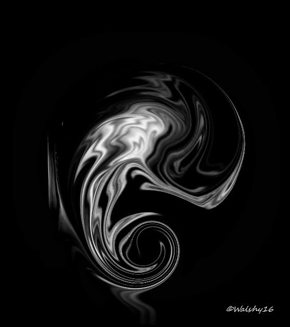 Photo in Random #abstract #black and white #art