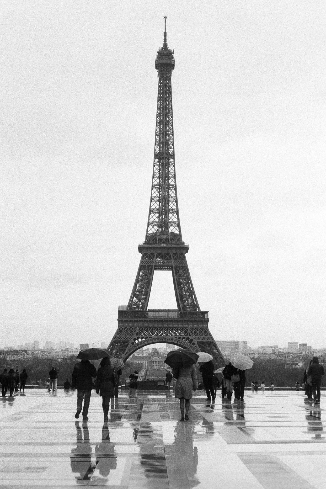 Tour De Eiffel by Jimmy Cheng