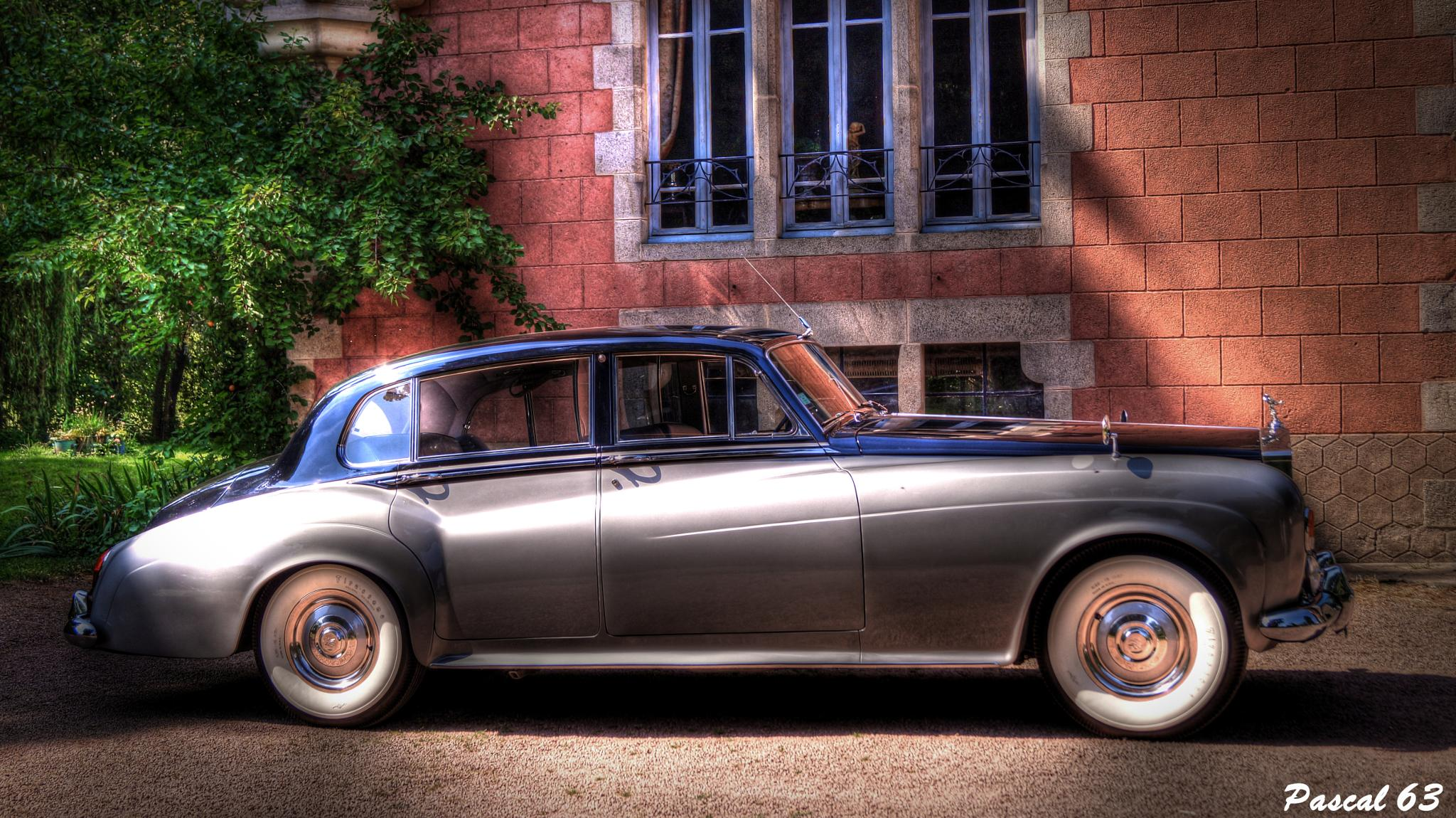 Rolls-Royce Silver Cloud III by Pascal Pugeault