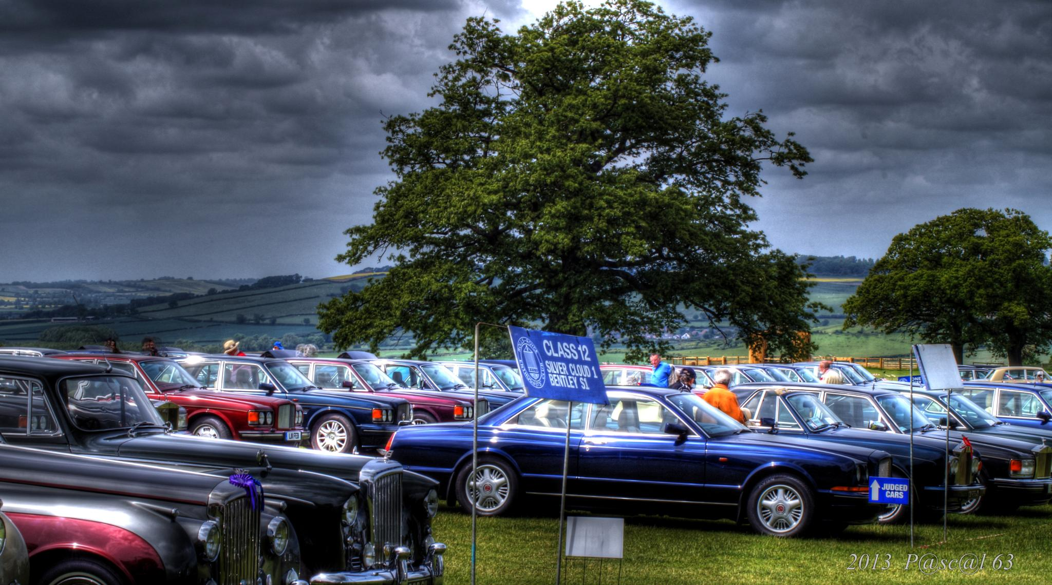 Rolls Royce Enthusiasts Club annual rally by Pascal Pugeault