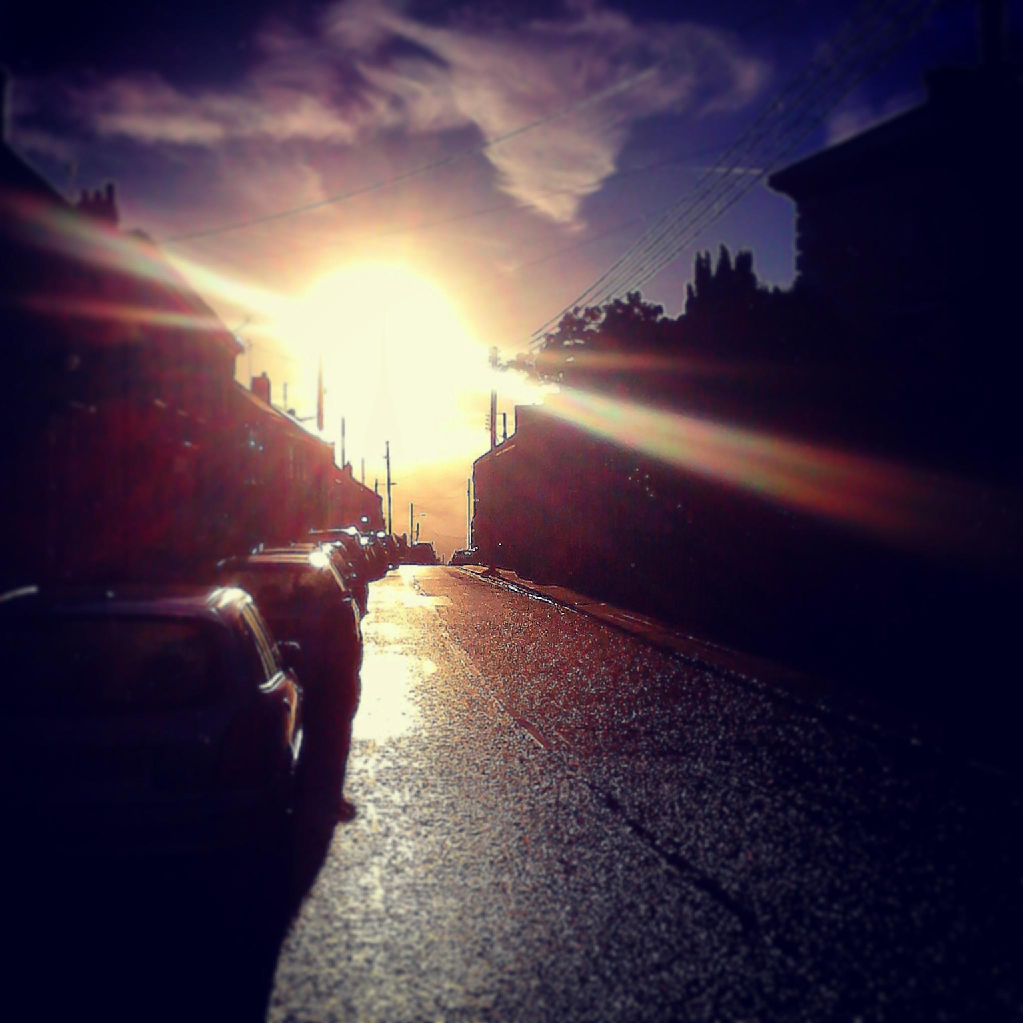 rise and shine by Darren jones