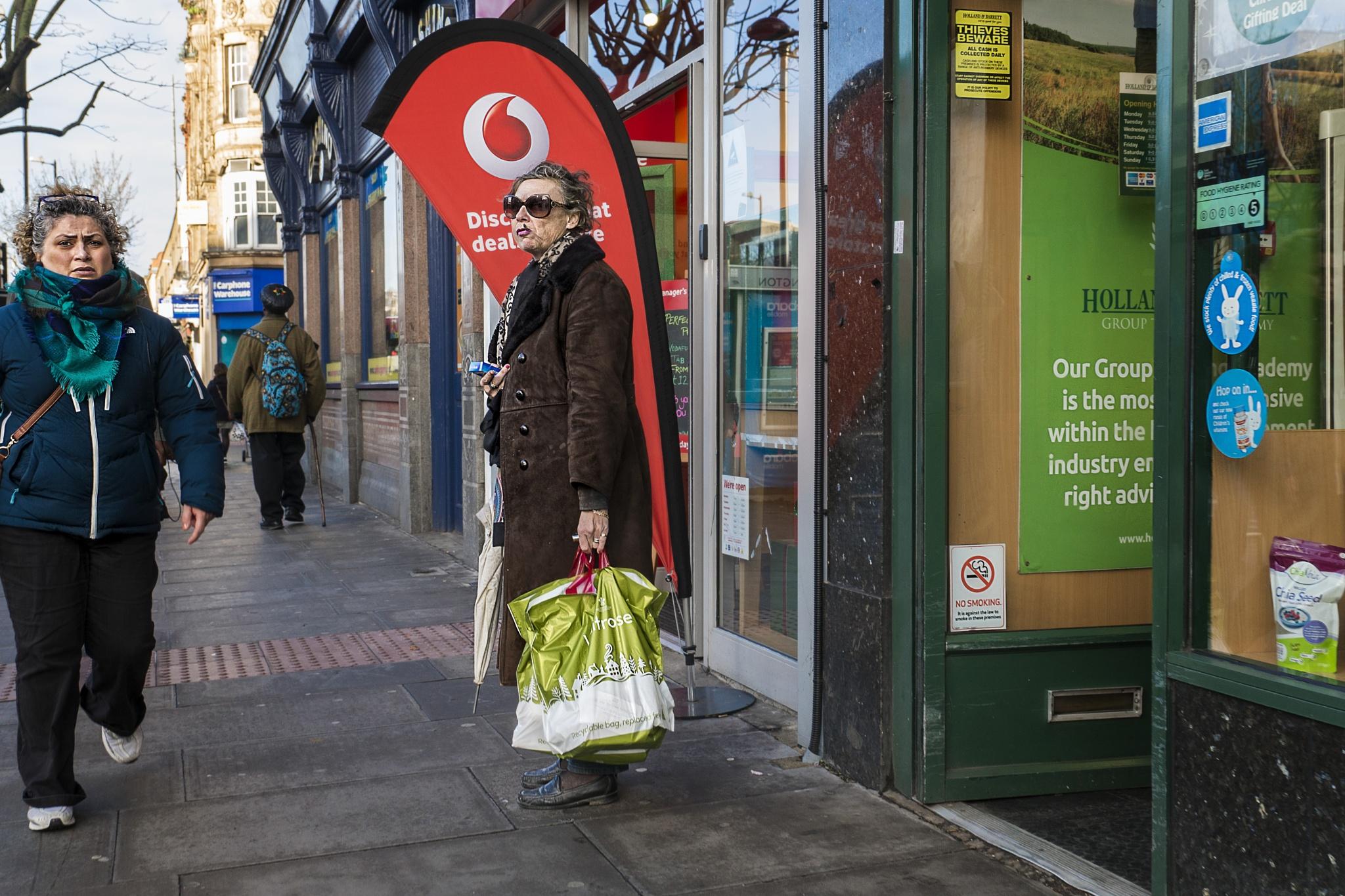 London's streets by Darek Baranowski