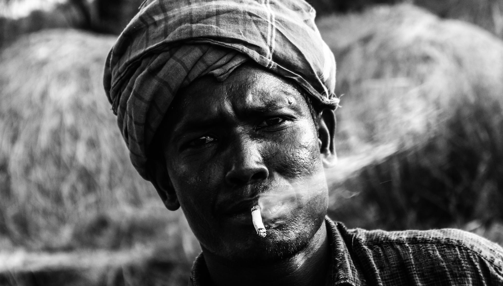 Smoking causes cancer by Shahriar Shakil Shuvo