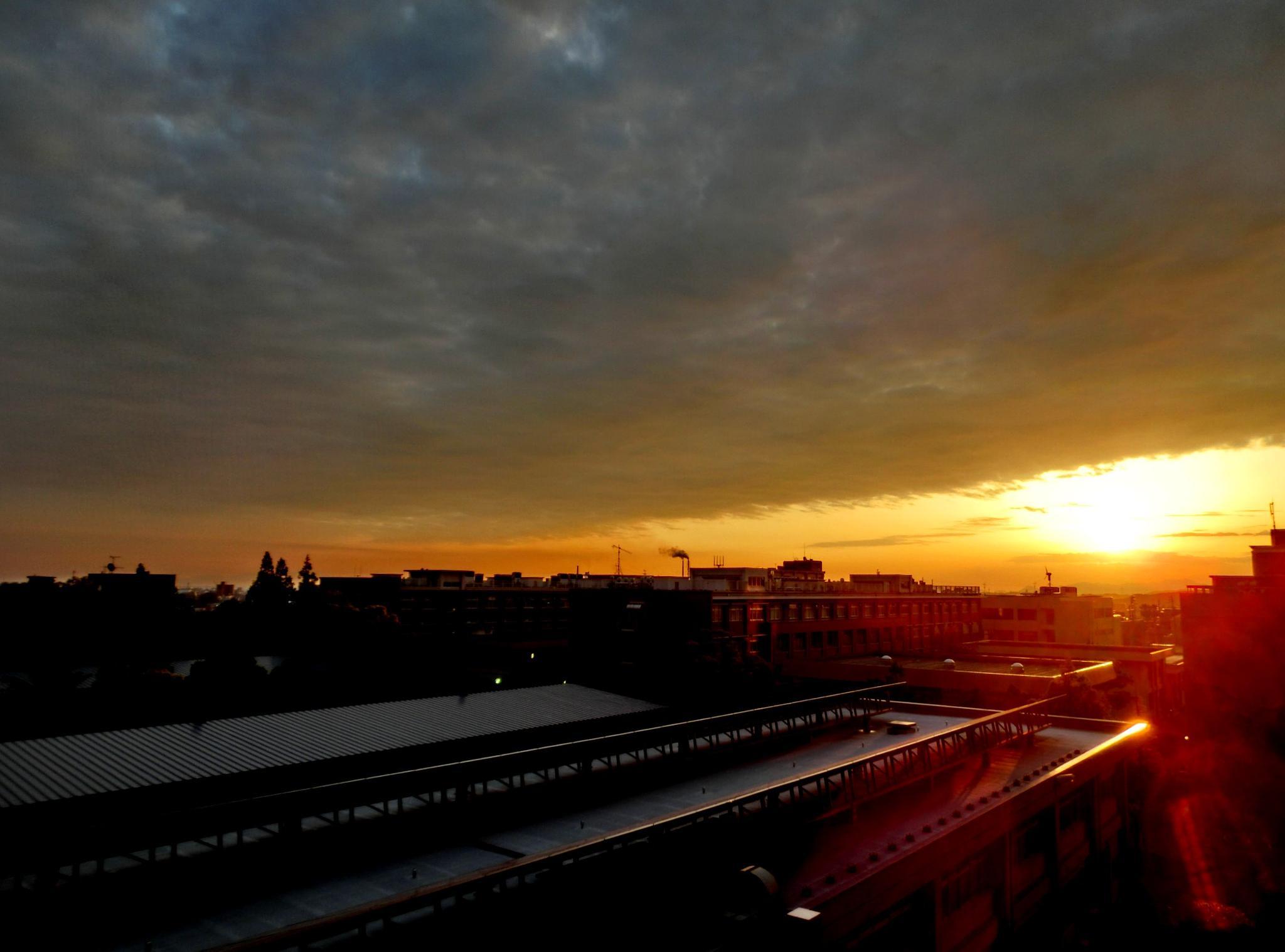 sunset by takuya.murata.14
